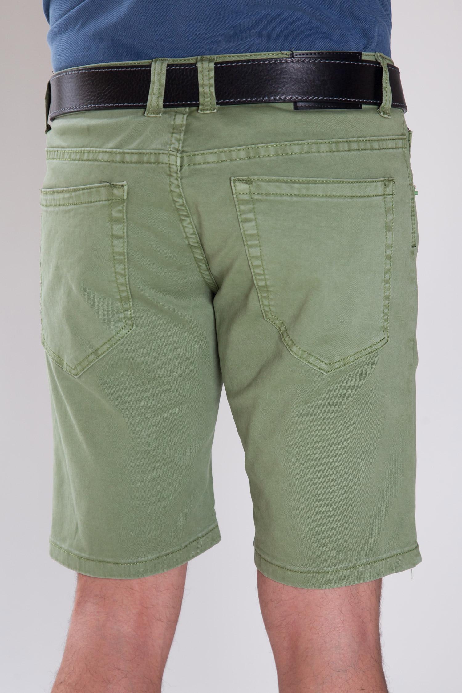Pantalones, Bermudas, 107296, VERDE | Zoom