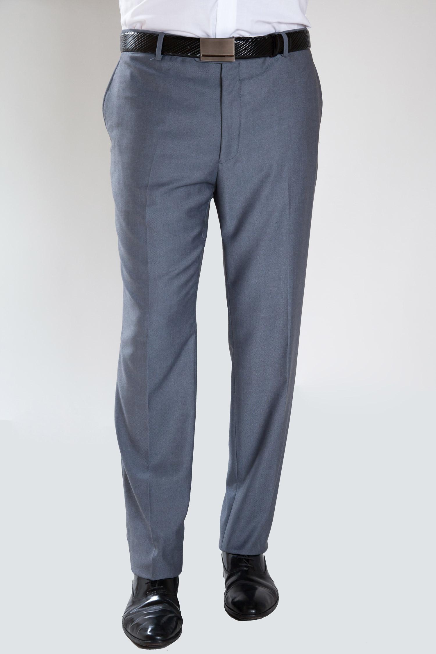 Pantalones, Vestir, 107301, GRIS MEDIO | Zoom