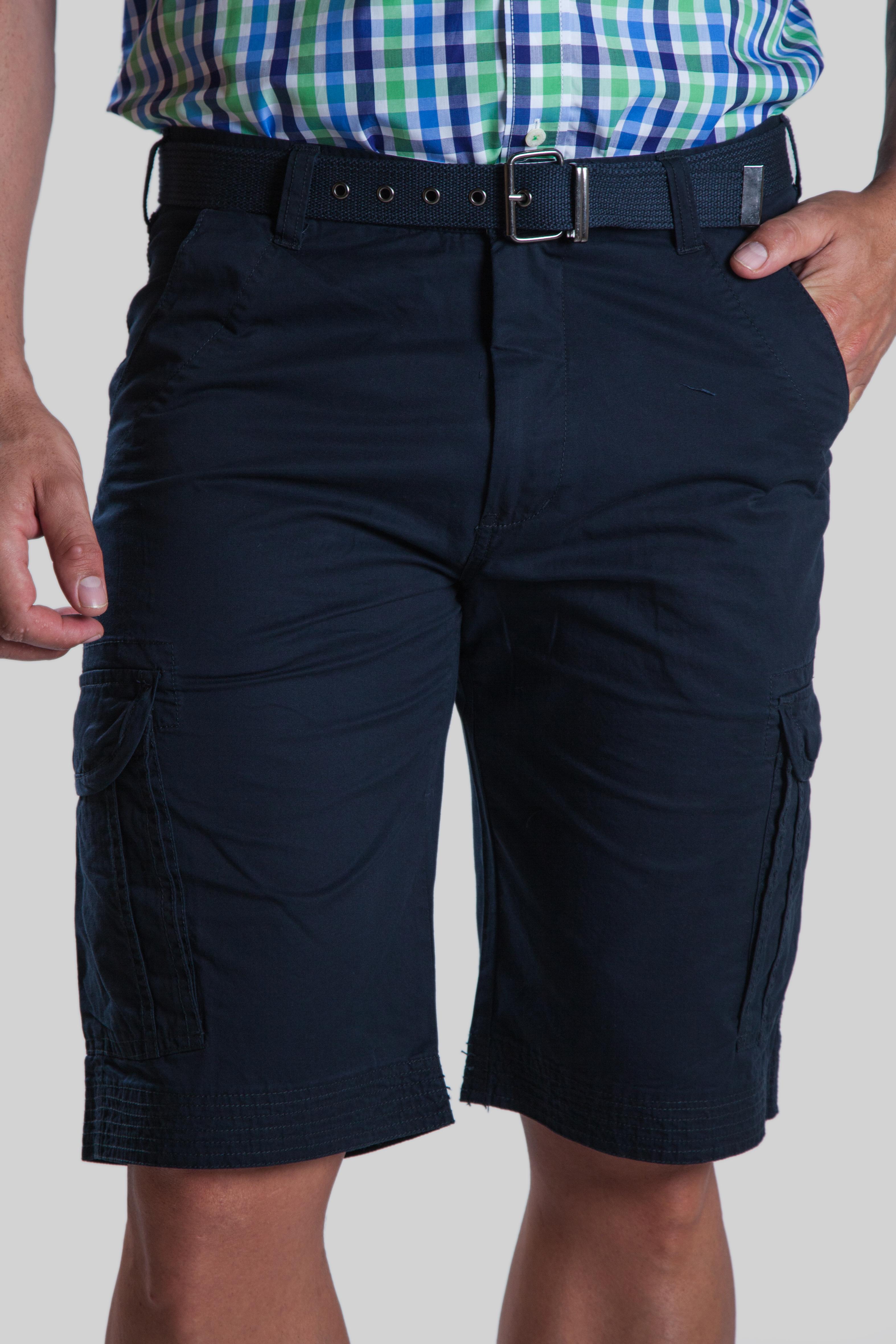 Pantalones, Bermudas, 107311, MARINO | Zoom