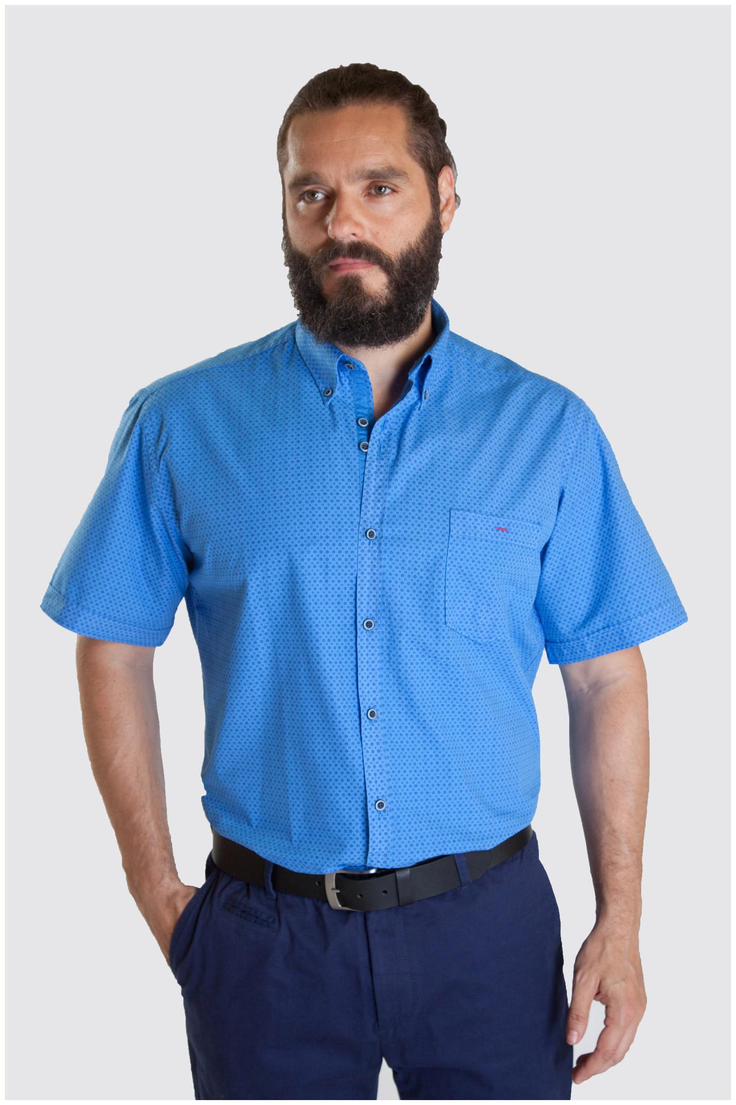 Camisas, Sport Manga Corta, 107340, ROYAL   Zoom