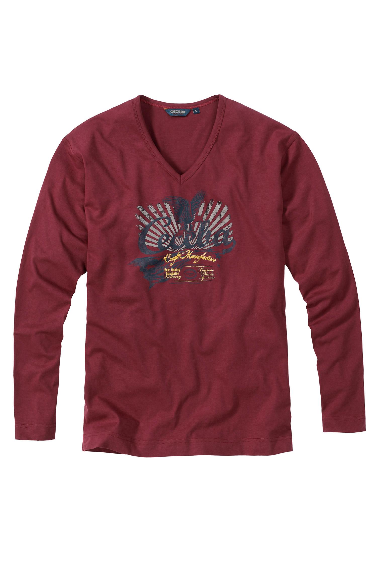 Sport, Camisetas M. Larga, 107388, GRANATE   Zoom