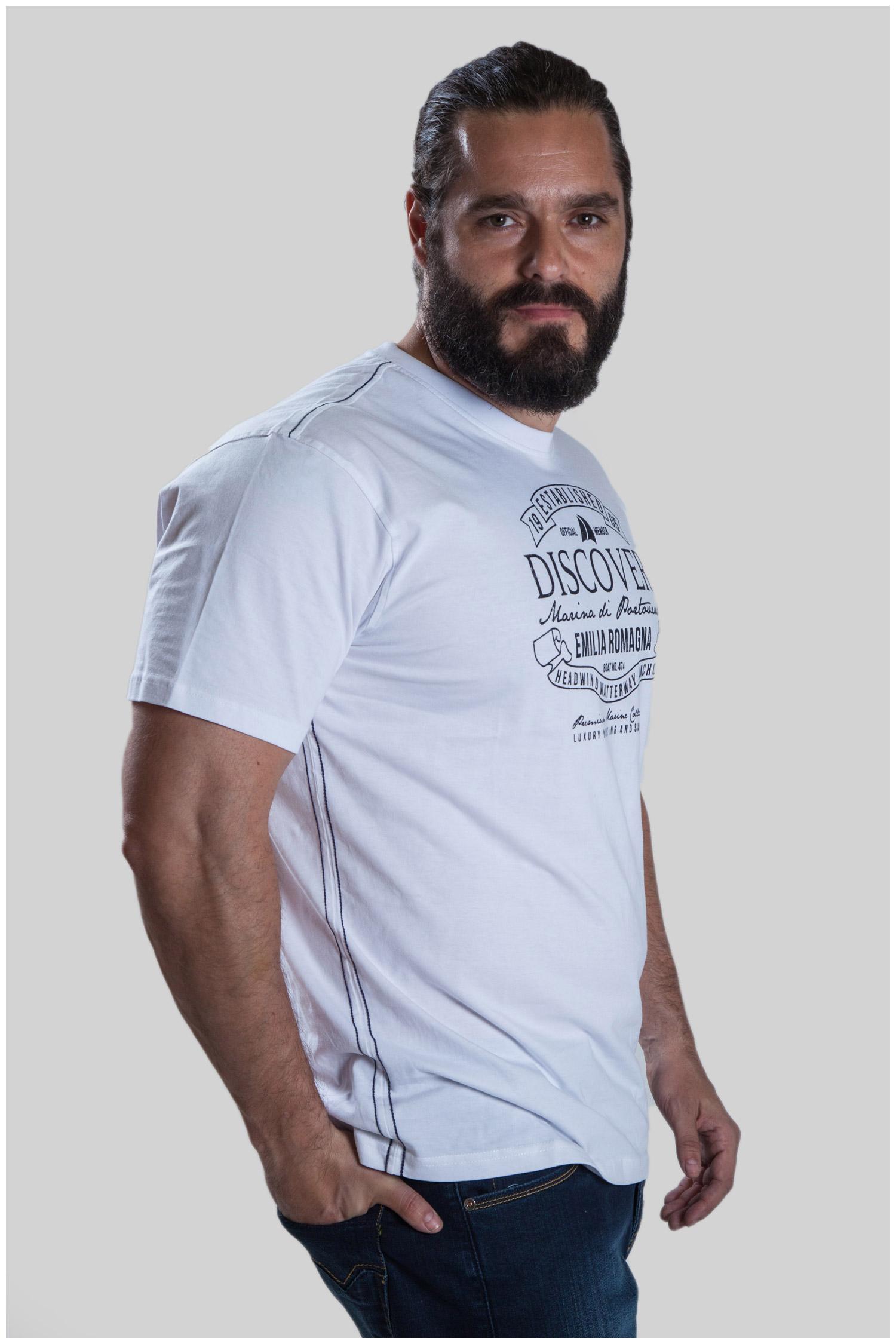 Sport, Camisetas M. Corta, 107493, BLANCO   Zoom