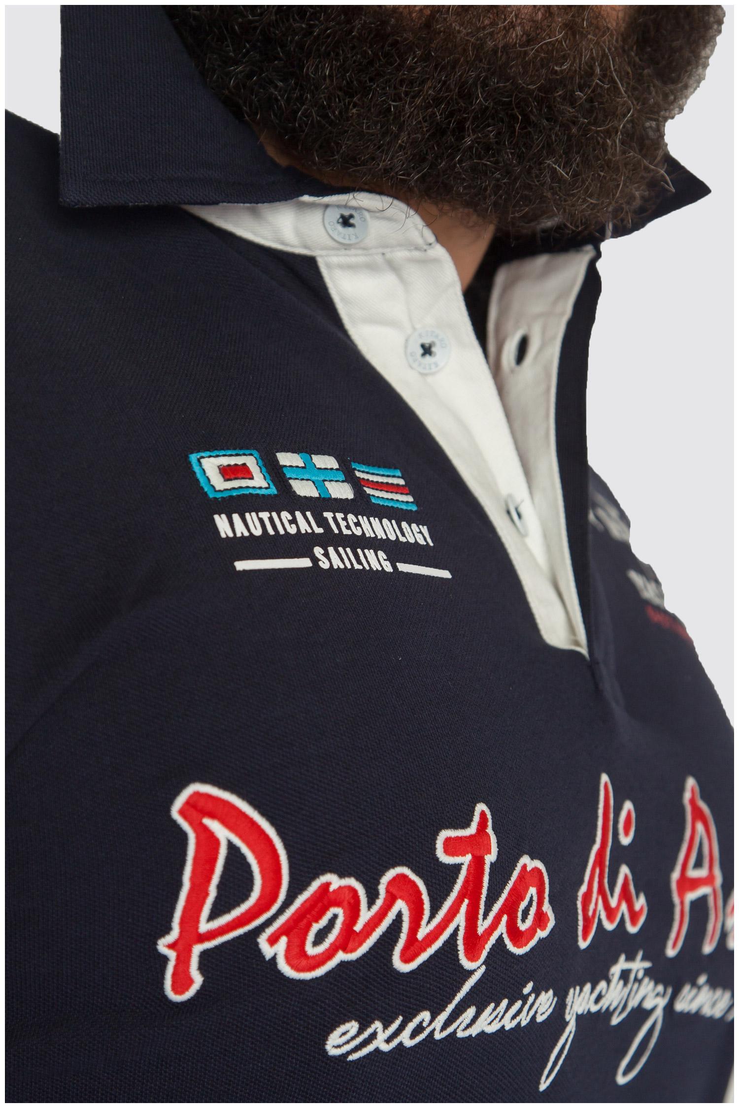 Sport, Polos M. Corta, 107511, MARINO | Zoom