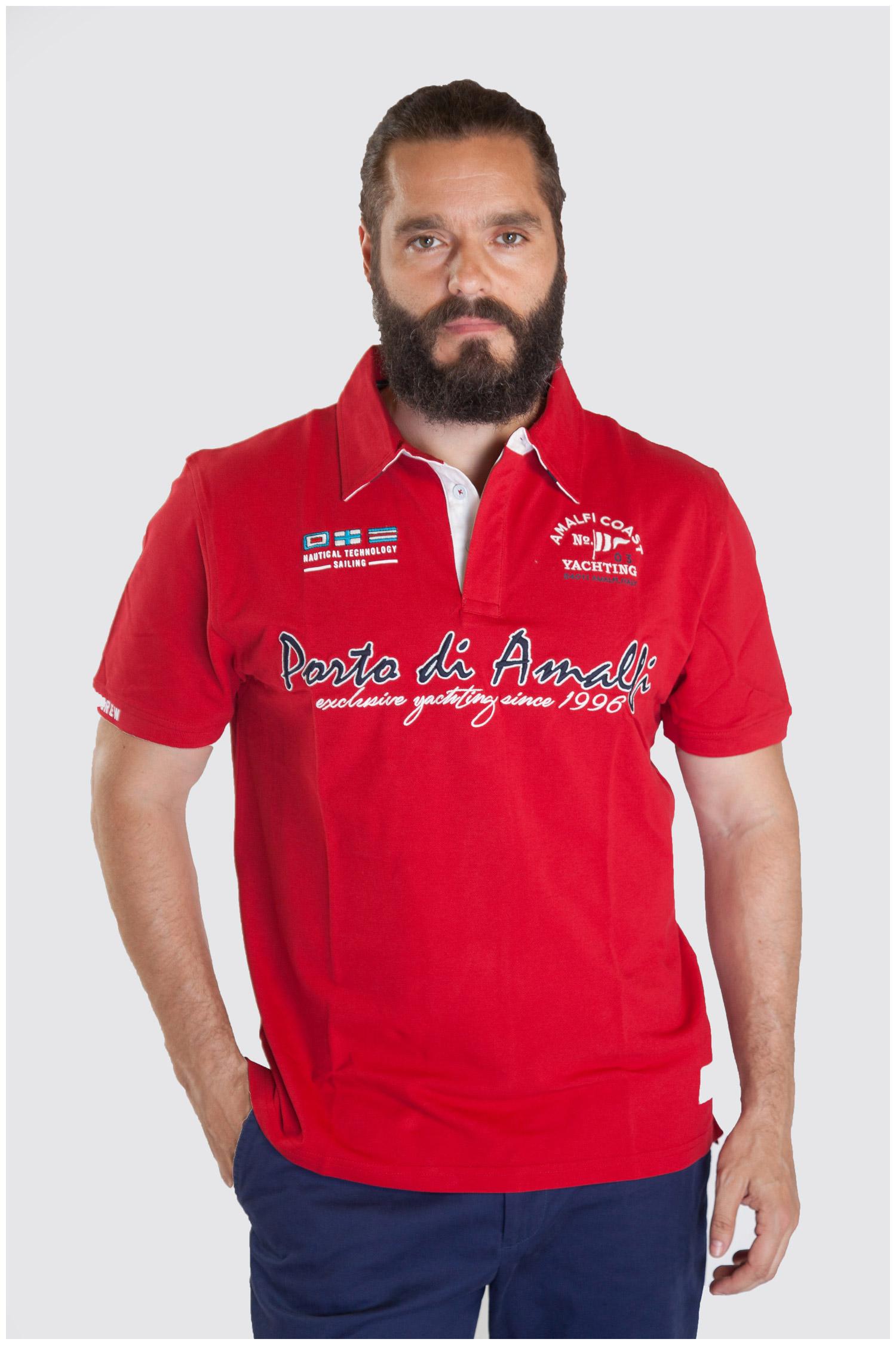 Sport, Polos M. Corta, 107511, ROJO | Zoom
