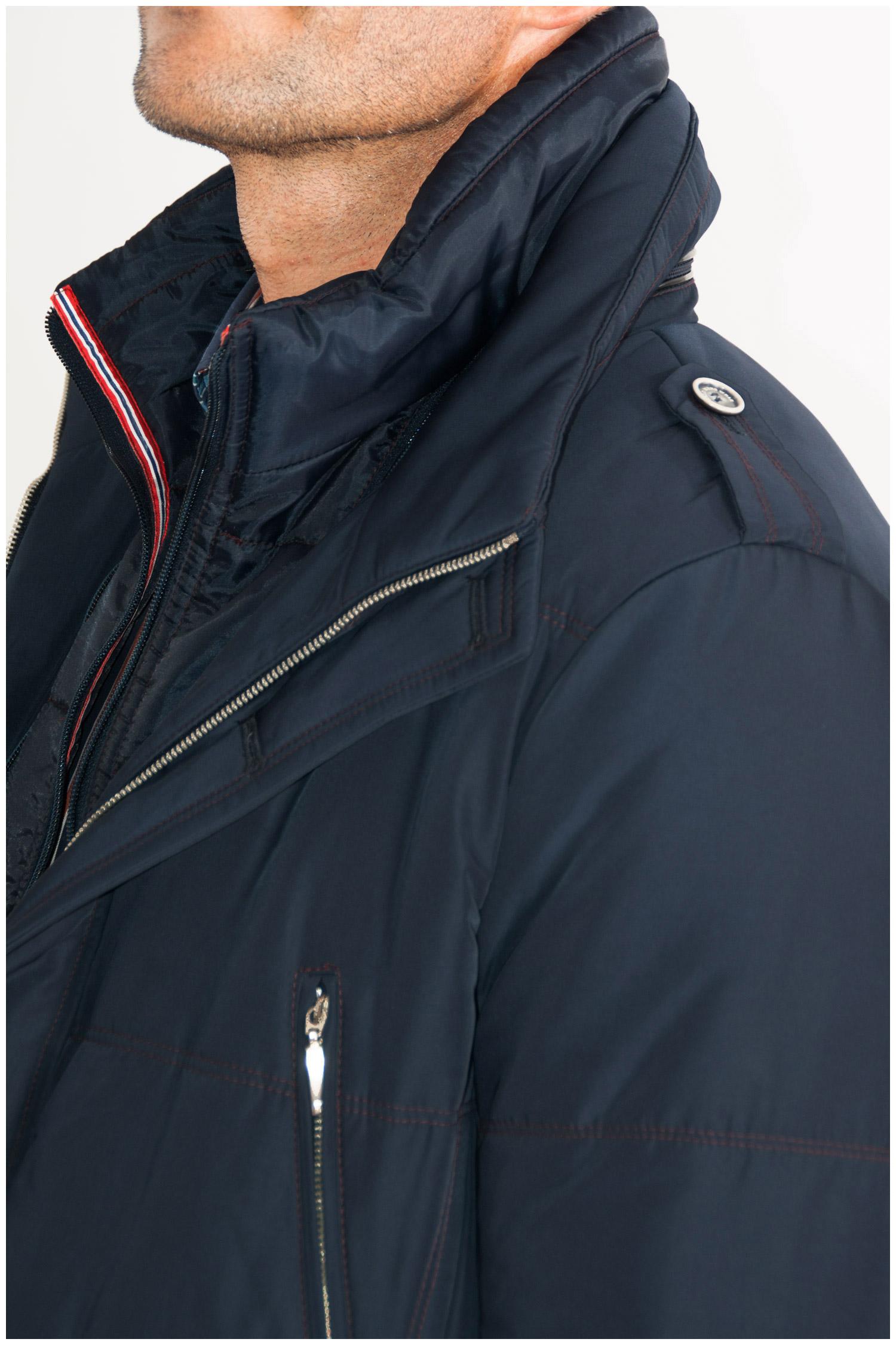 Abrigo, Chaquetones y Piel, 107564, MARINO   Zoom