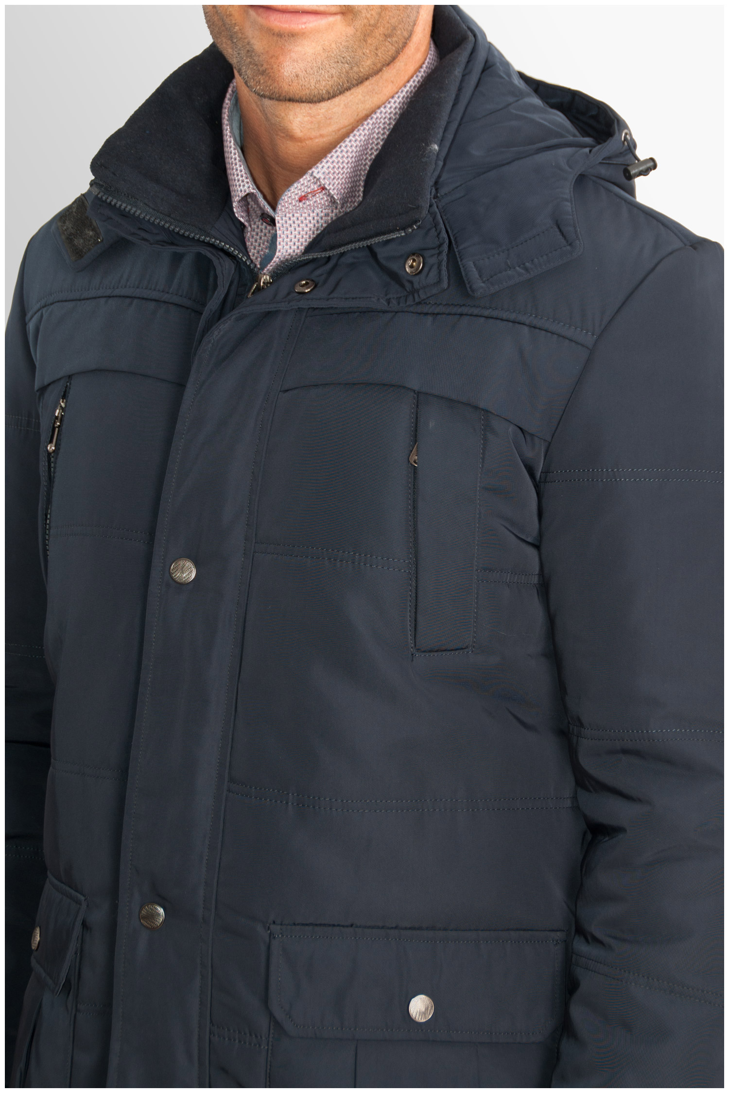 Abrigo, Chaquetones y Piel, 107572, MARINO   Zoom