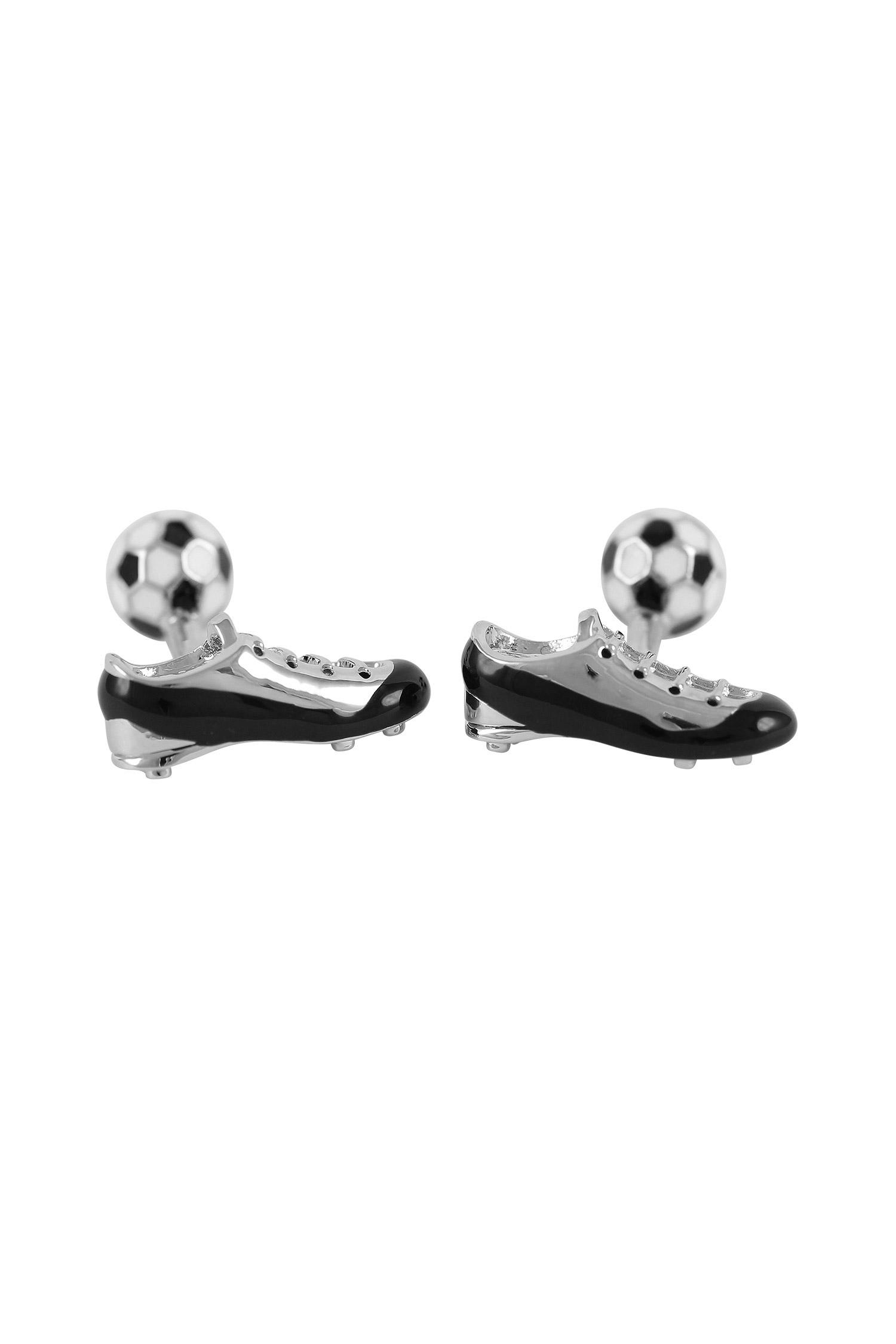 Zapatos y Etiqueta, Gemelos y Pasadores, 107585, PLATA | Zoom
