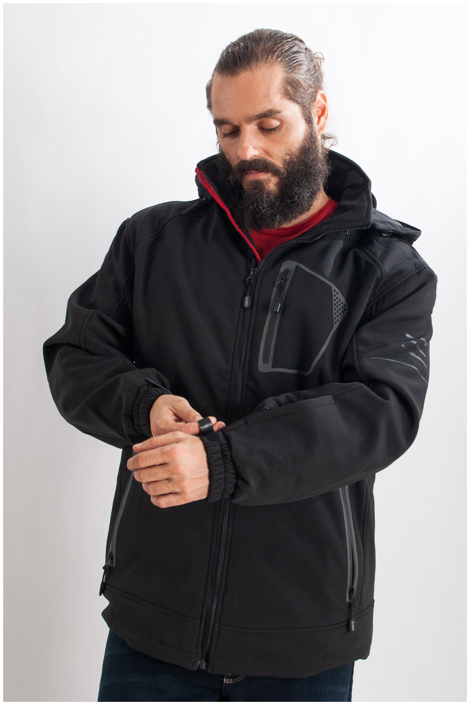 Abrigo, Chaquetones y Piel, 107727, NEGRO | Zoom