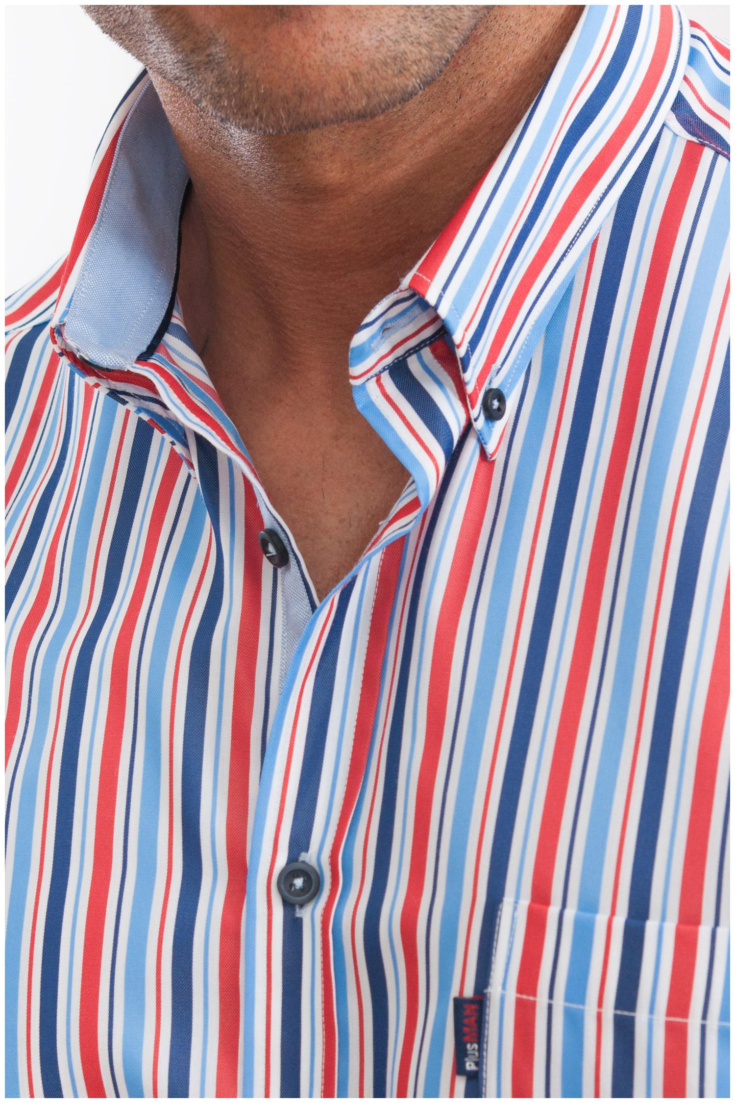 Camisas, Sport Manga Larga, 107804, MARINO | Zoom