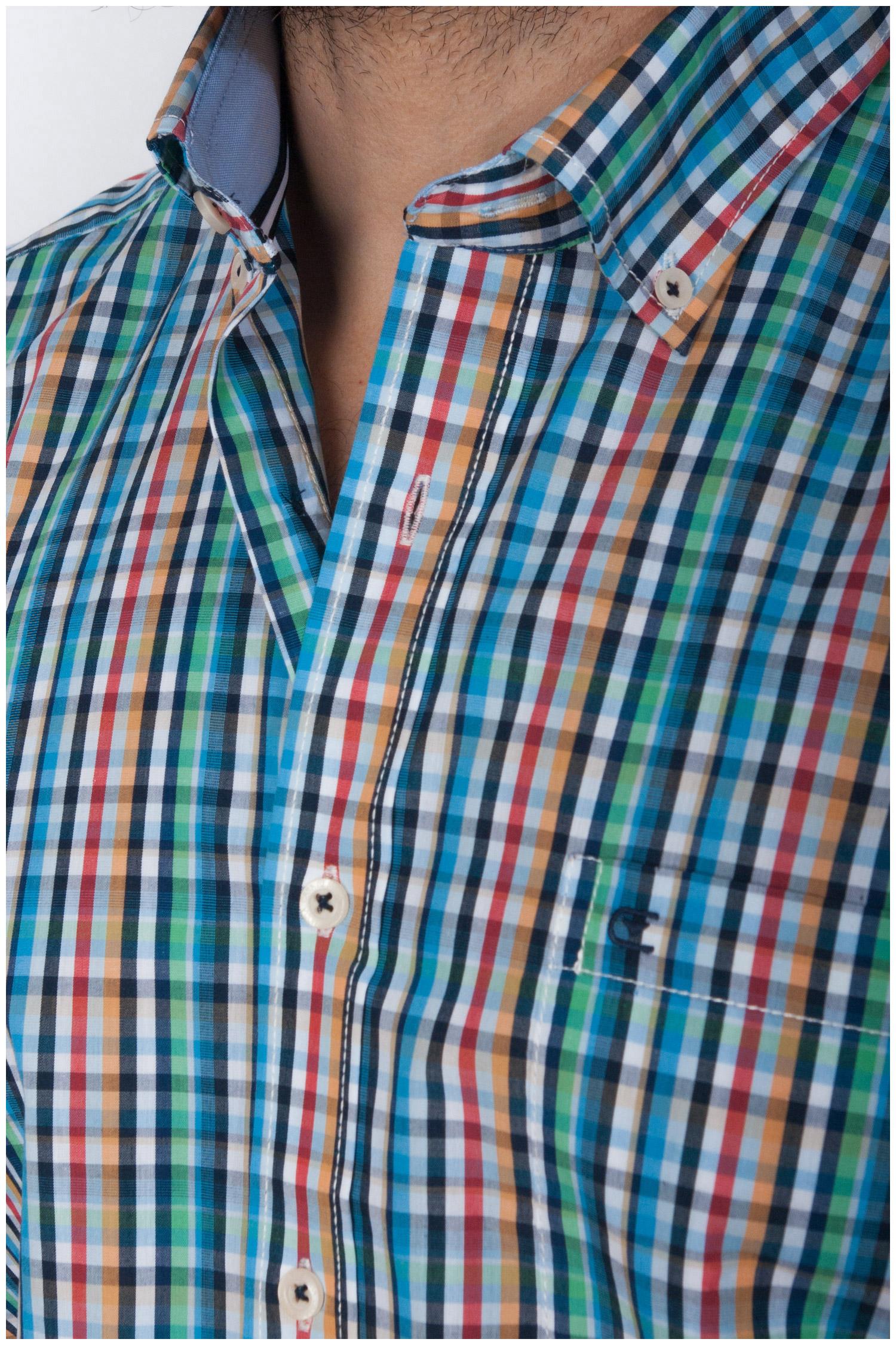 Camisas, Sport Manga Larga, 107856, MARINO | Zoom