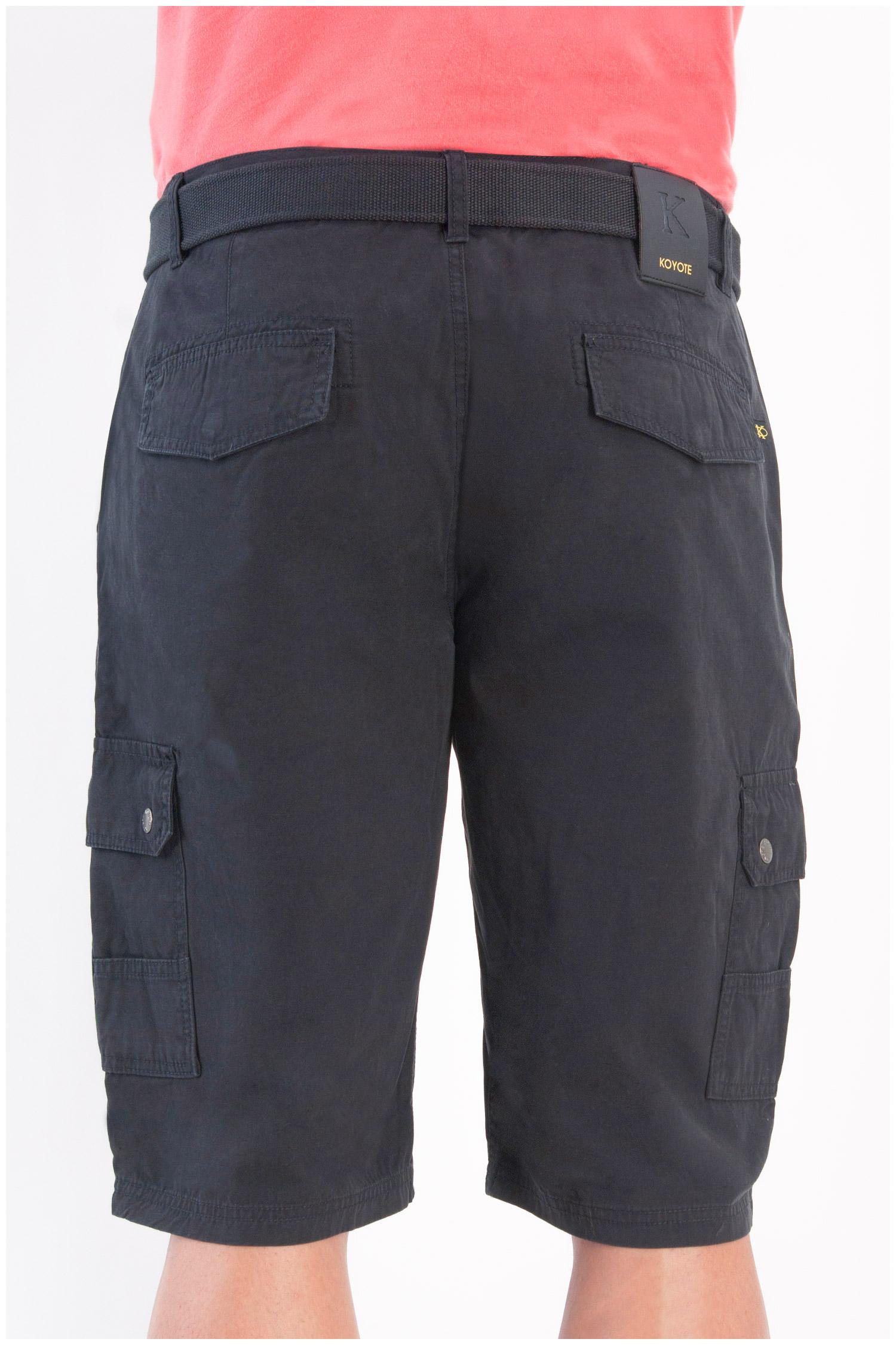 Pantalones, Bermudas, 107882, MARINO | Zoom