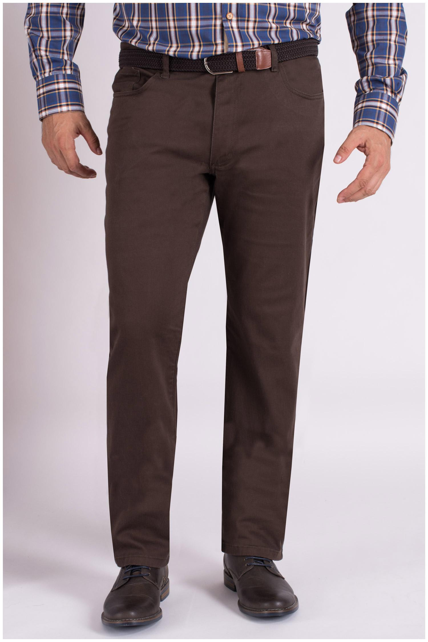 Pantalones, Sport, 107890, MARRON | Zoom