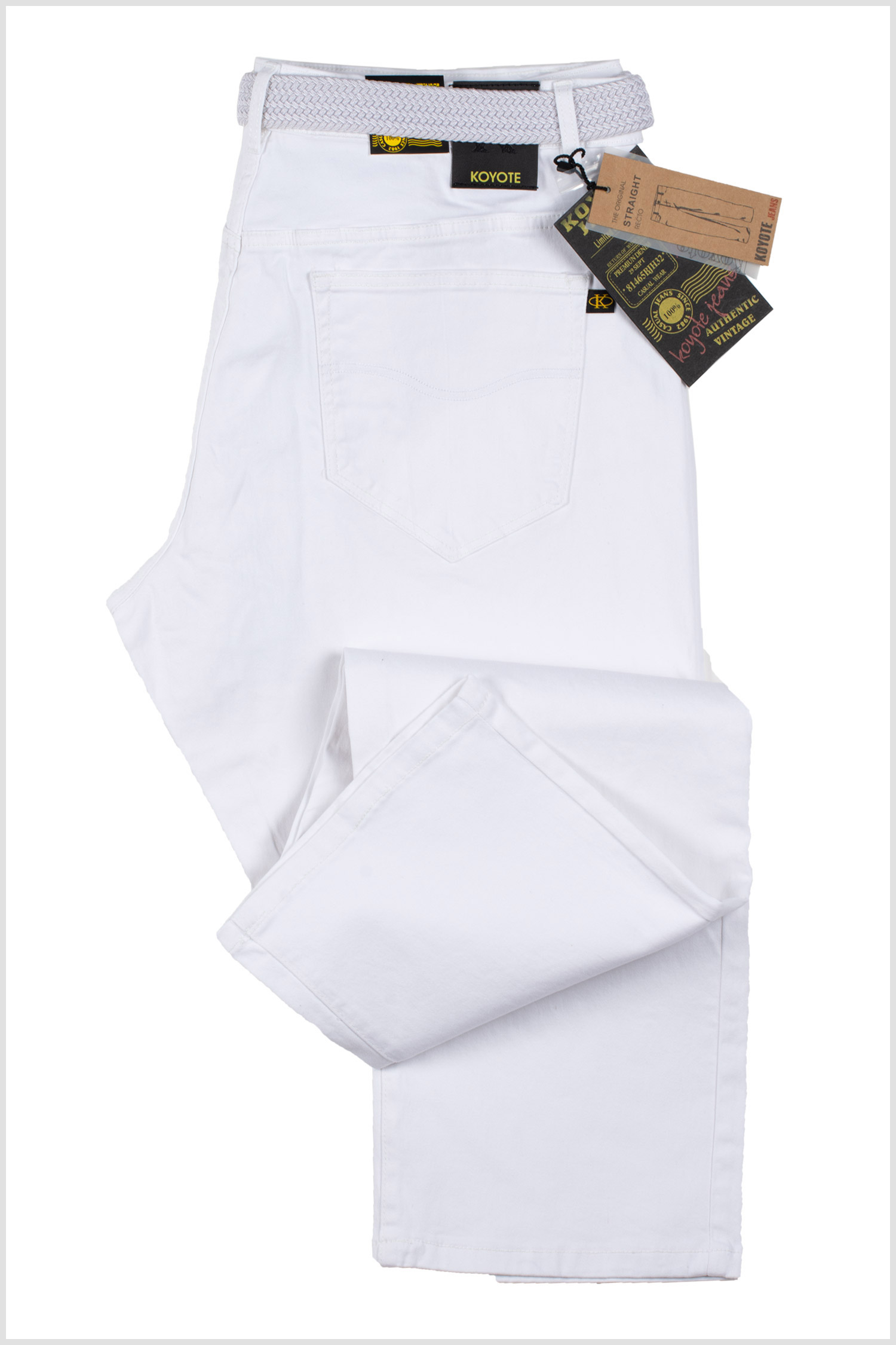 Pantalones, Sport, 107890, BLANCO | Zoom