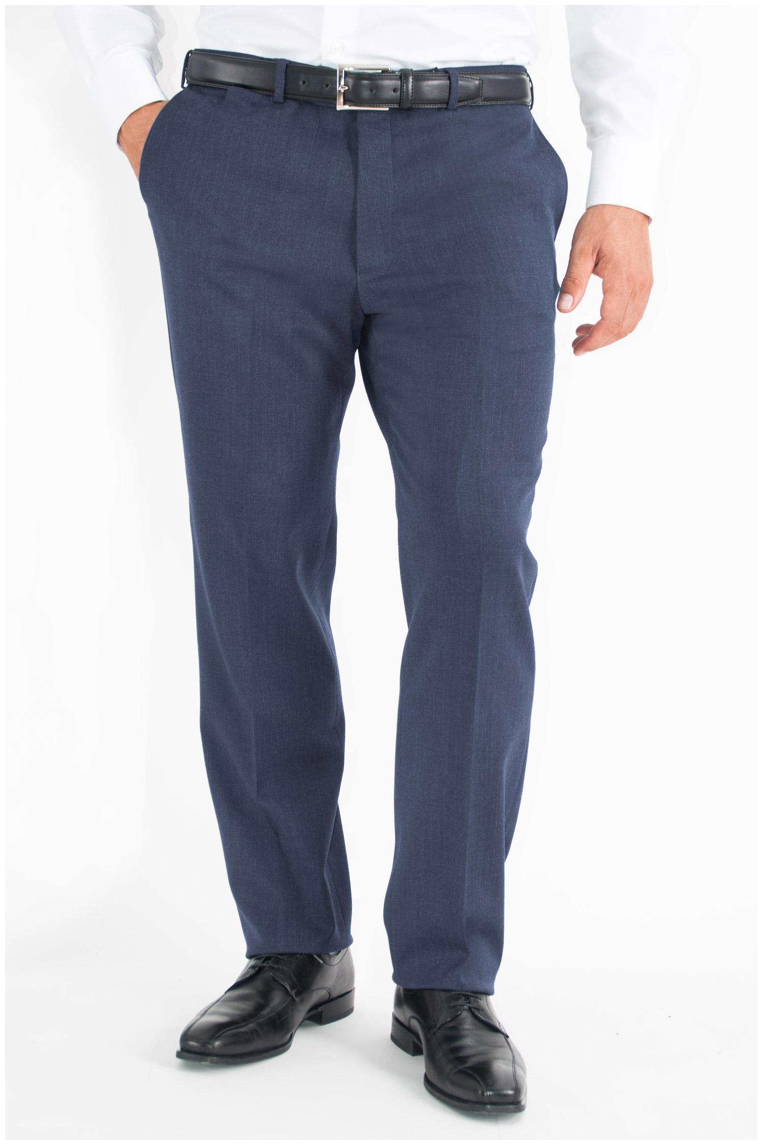 Pantalones De Vestir Tallas Grandes Hombre Ref 107903