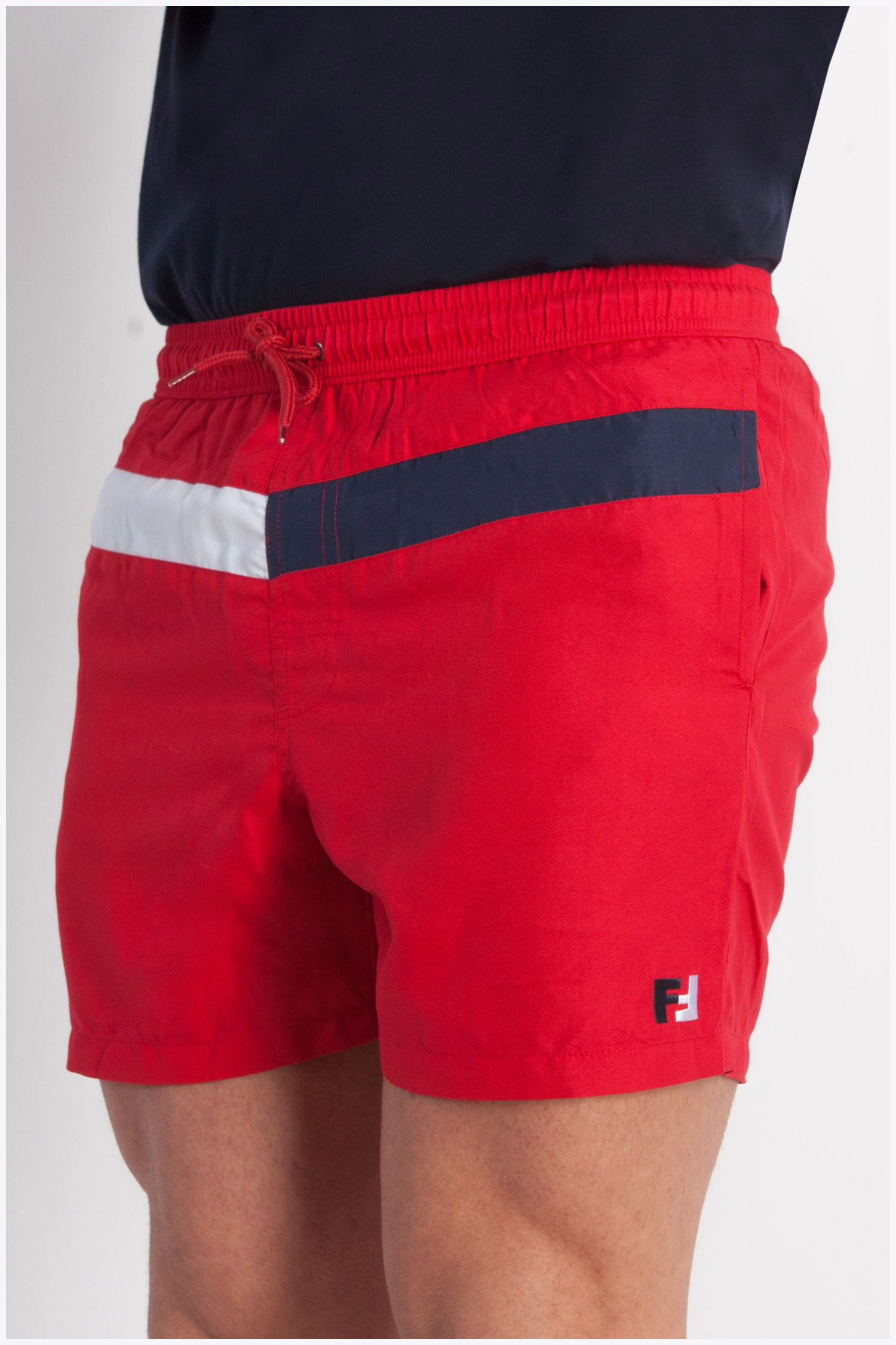 Pantalones, Bañadores, 107907, ROJO | Zoom