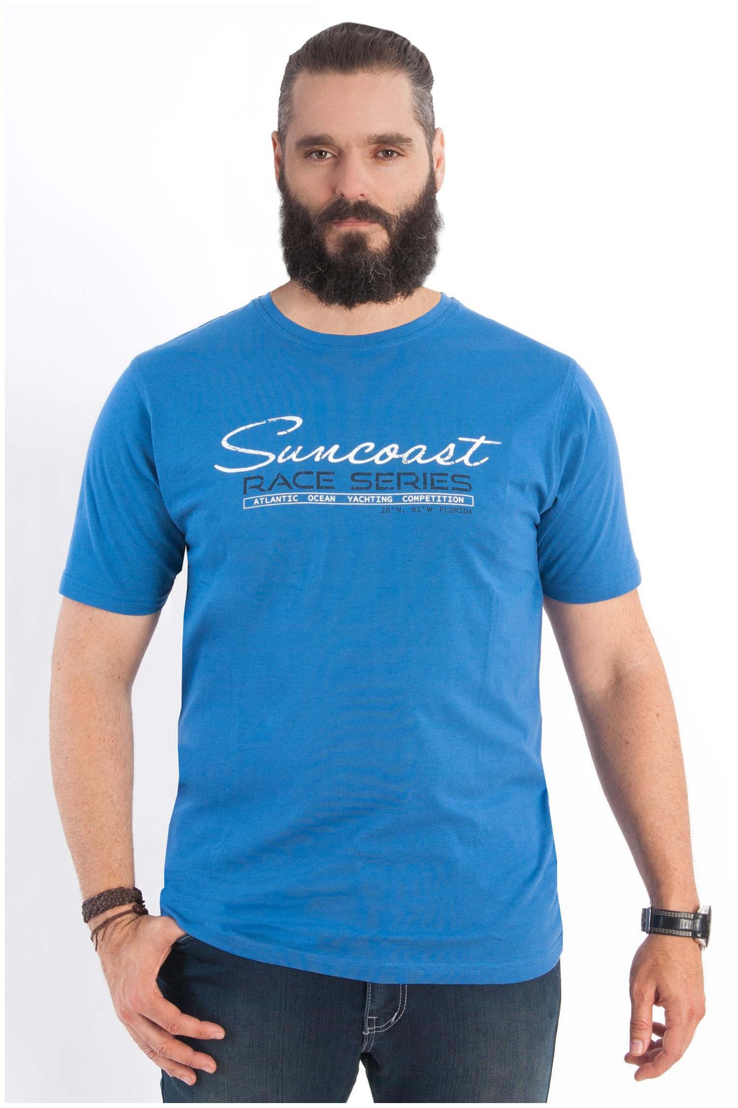 Sport, Camisetas M. Corta, 107911, COBALTO | Zoom