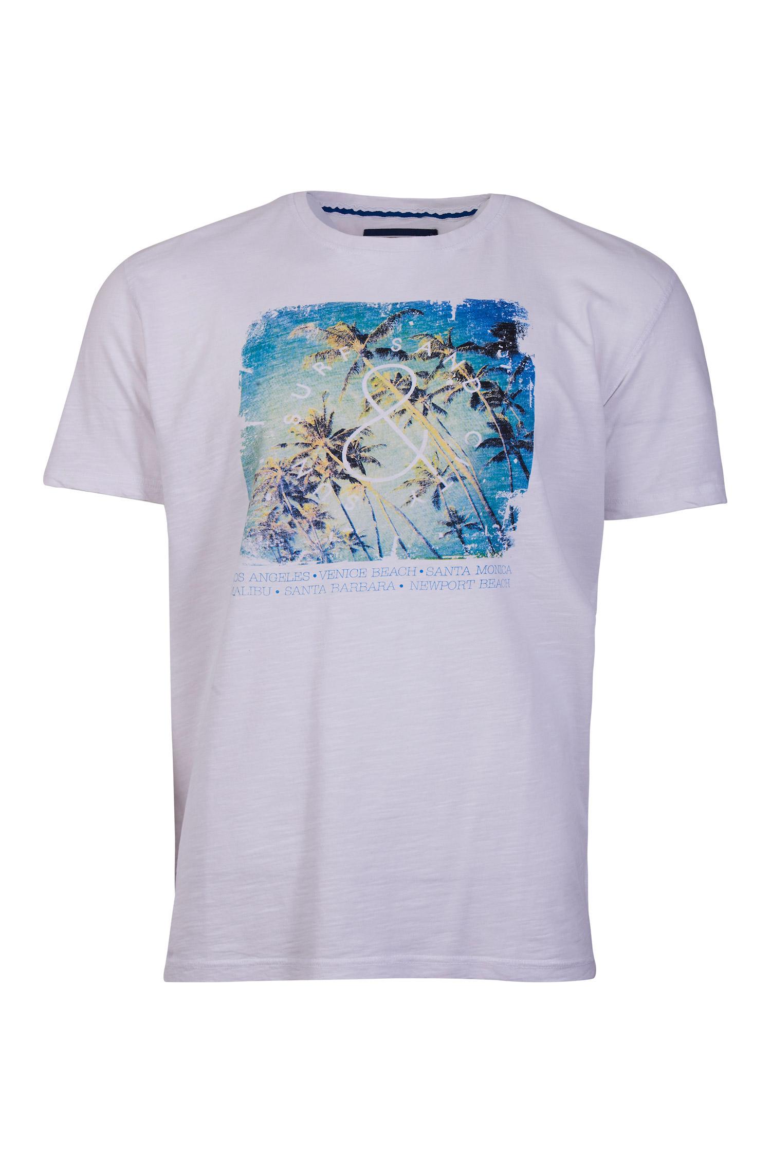 Sport, Camisetas M. Corta, 107925, BLANCO | Zoom