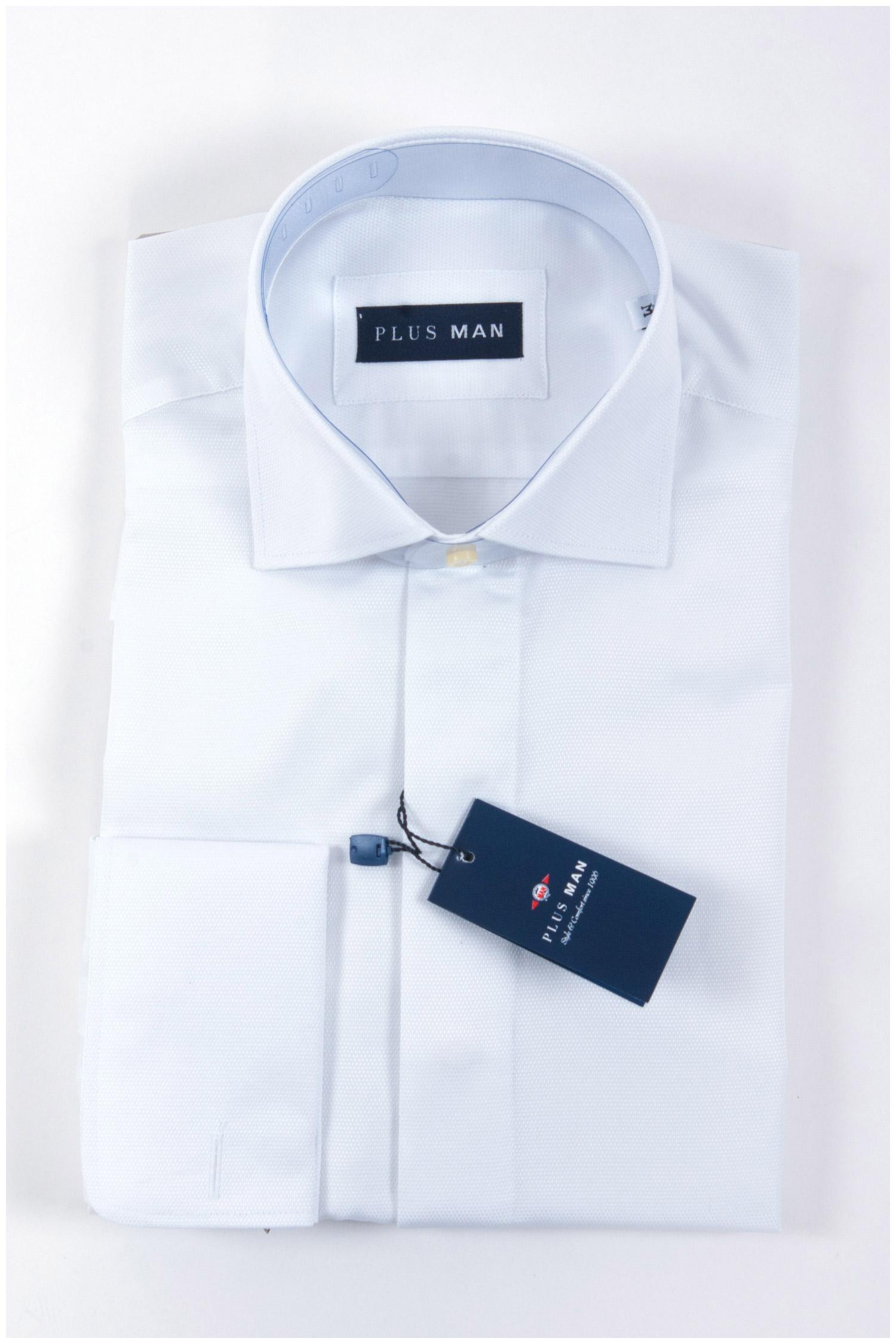 Camisas, Vestir Manga Larga, 107964, BLANCO | Zoom
