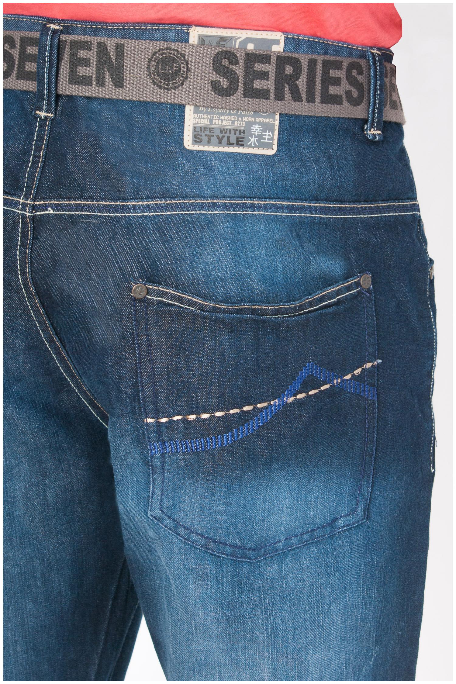 Pantalones, Vaqueros, 107979, INDIGO | Zoom
