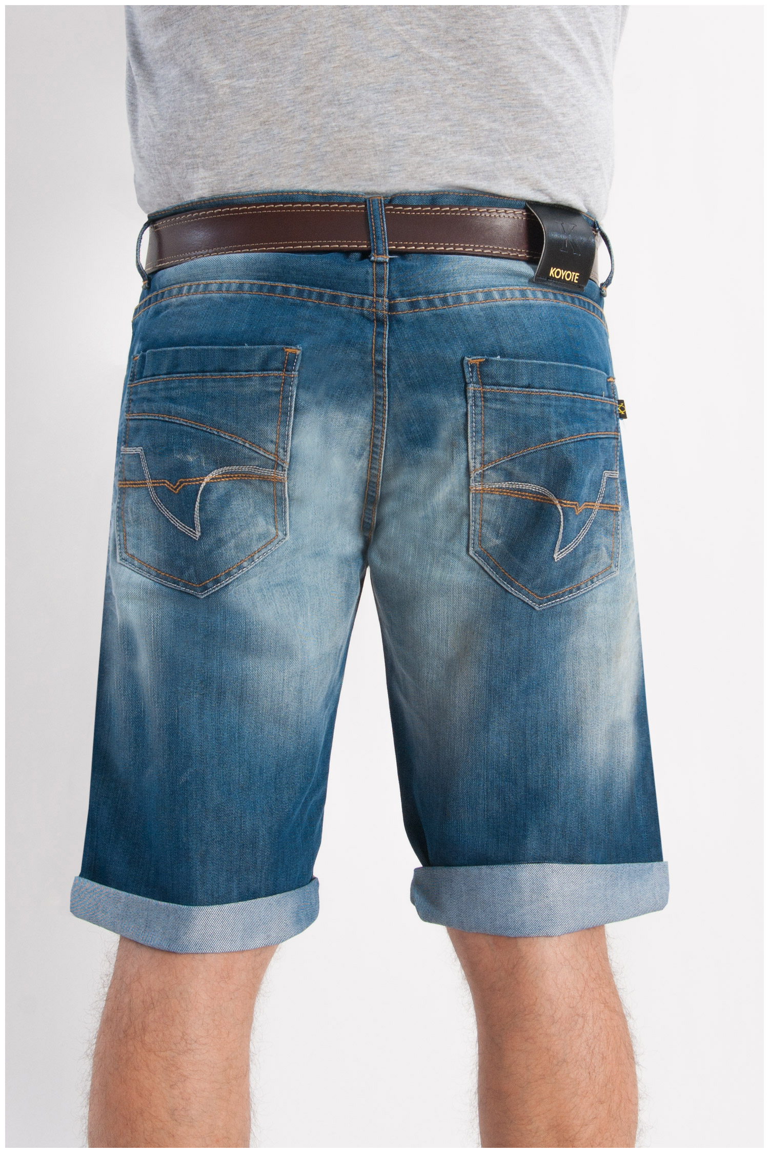 Pantalones, Bermudas, 108011, INDIGO | Zoom