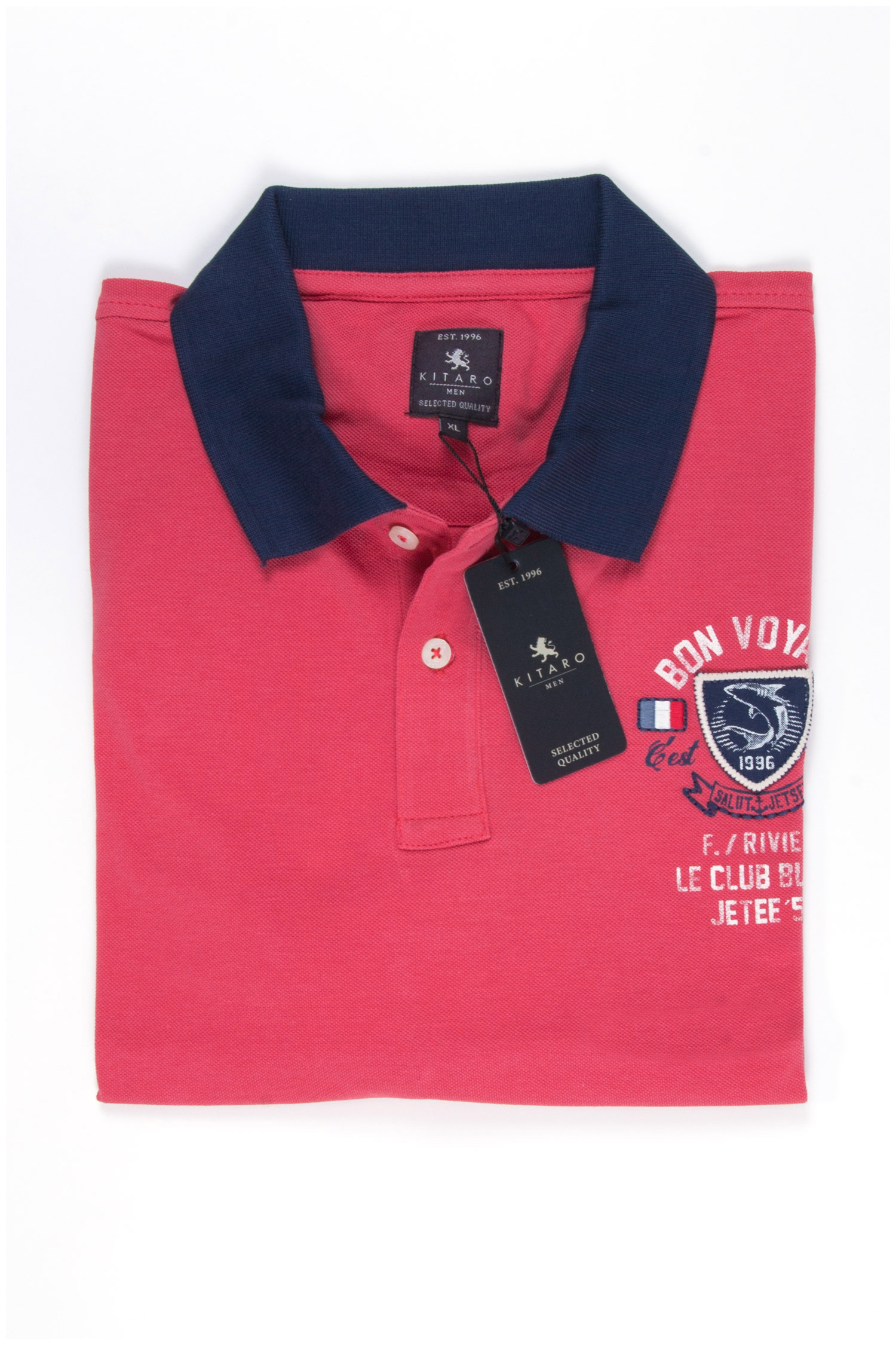 Sport, Polos M. Corta, 108020, CORAL | Zoom