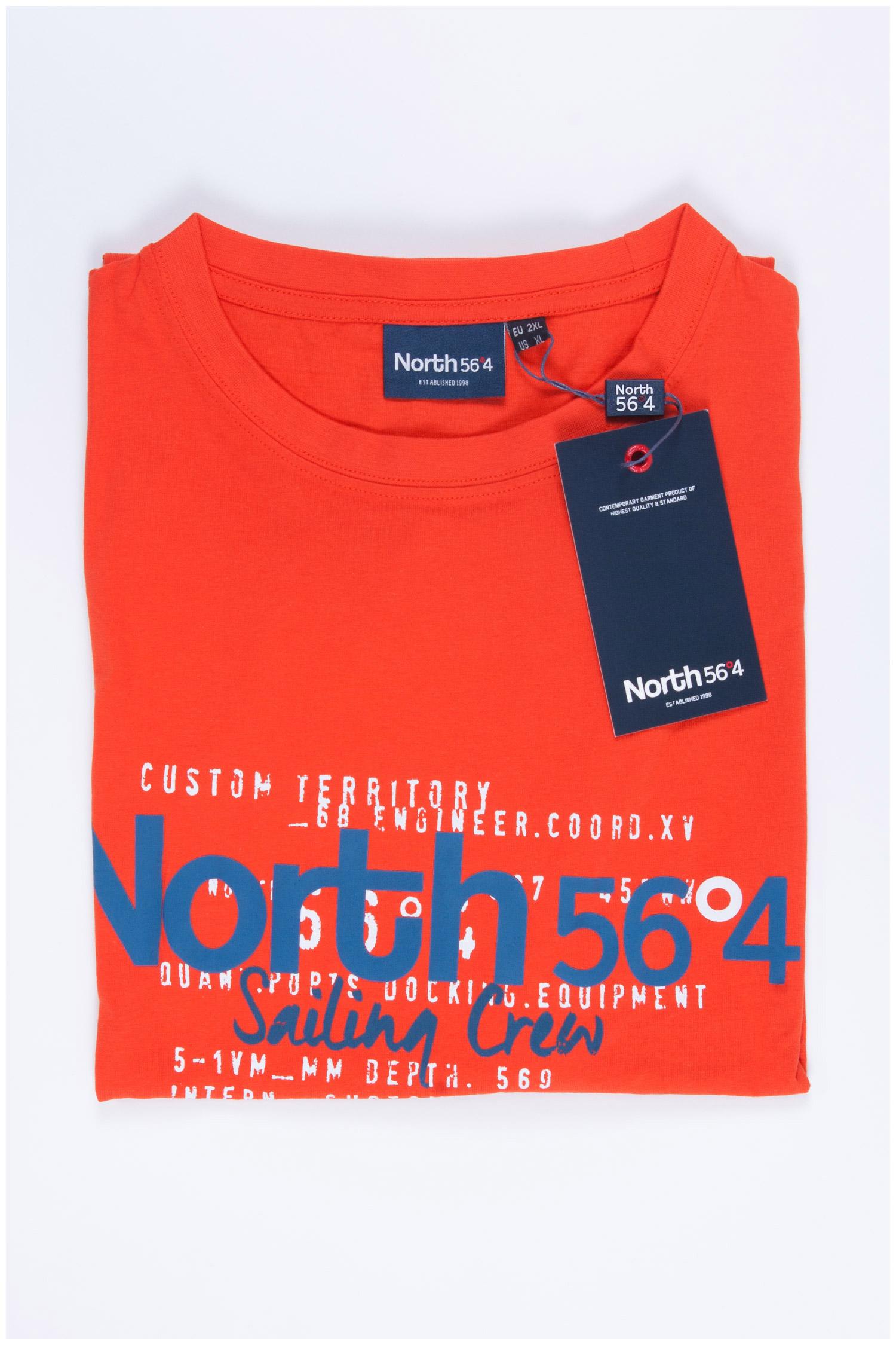 Sport, Camisetas M. Corta, 108052, NARANJA | Zoom