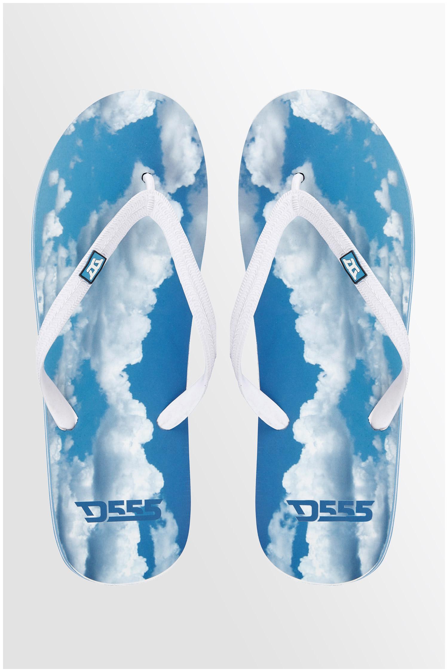 Zapatos y Etiqueta, Chanclas, 108060, CELESTE | Zoom