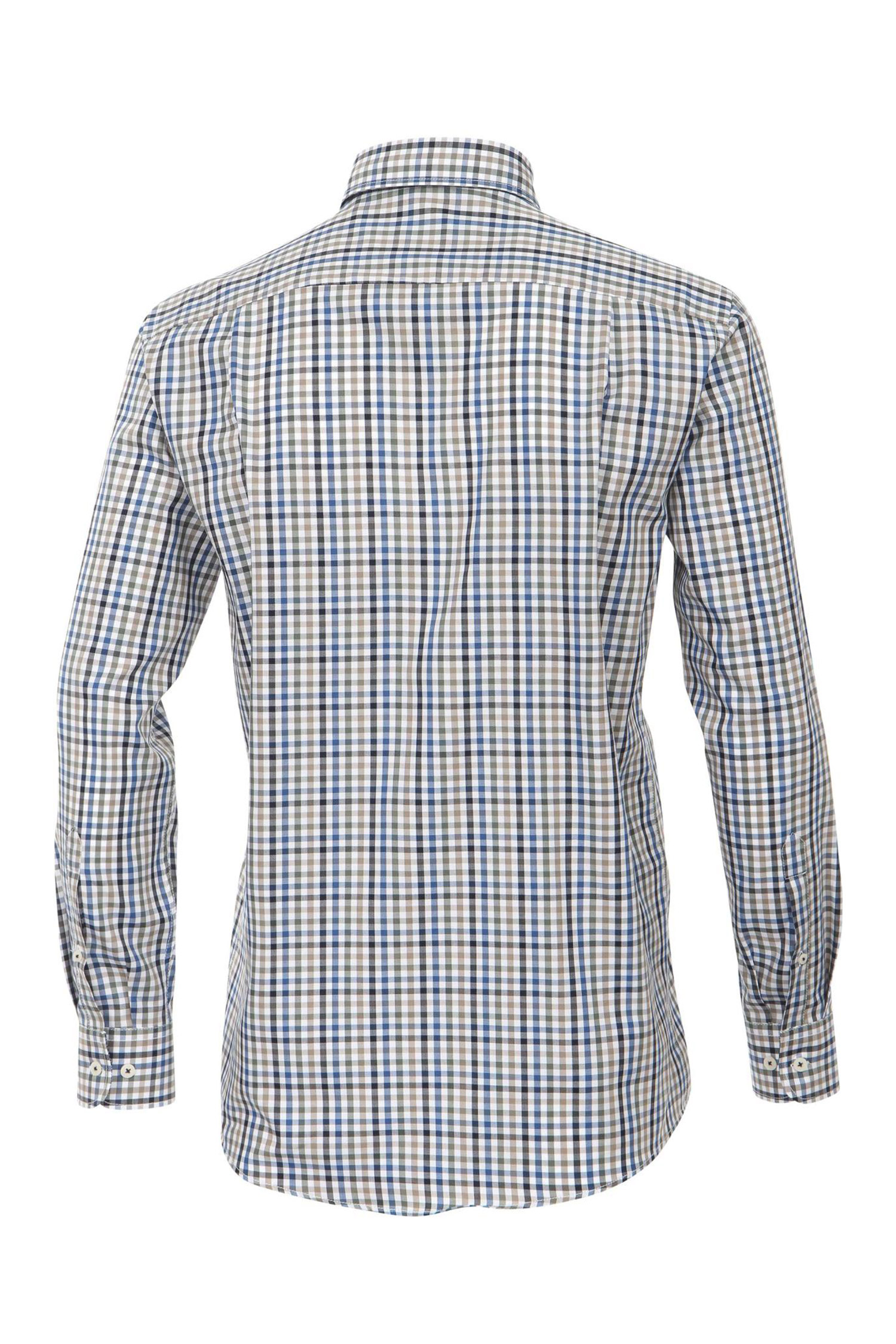 Camisas, Sport Manga Larga, 108145, KAKI | Zoom