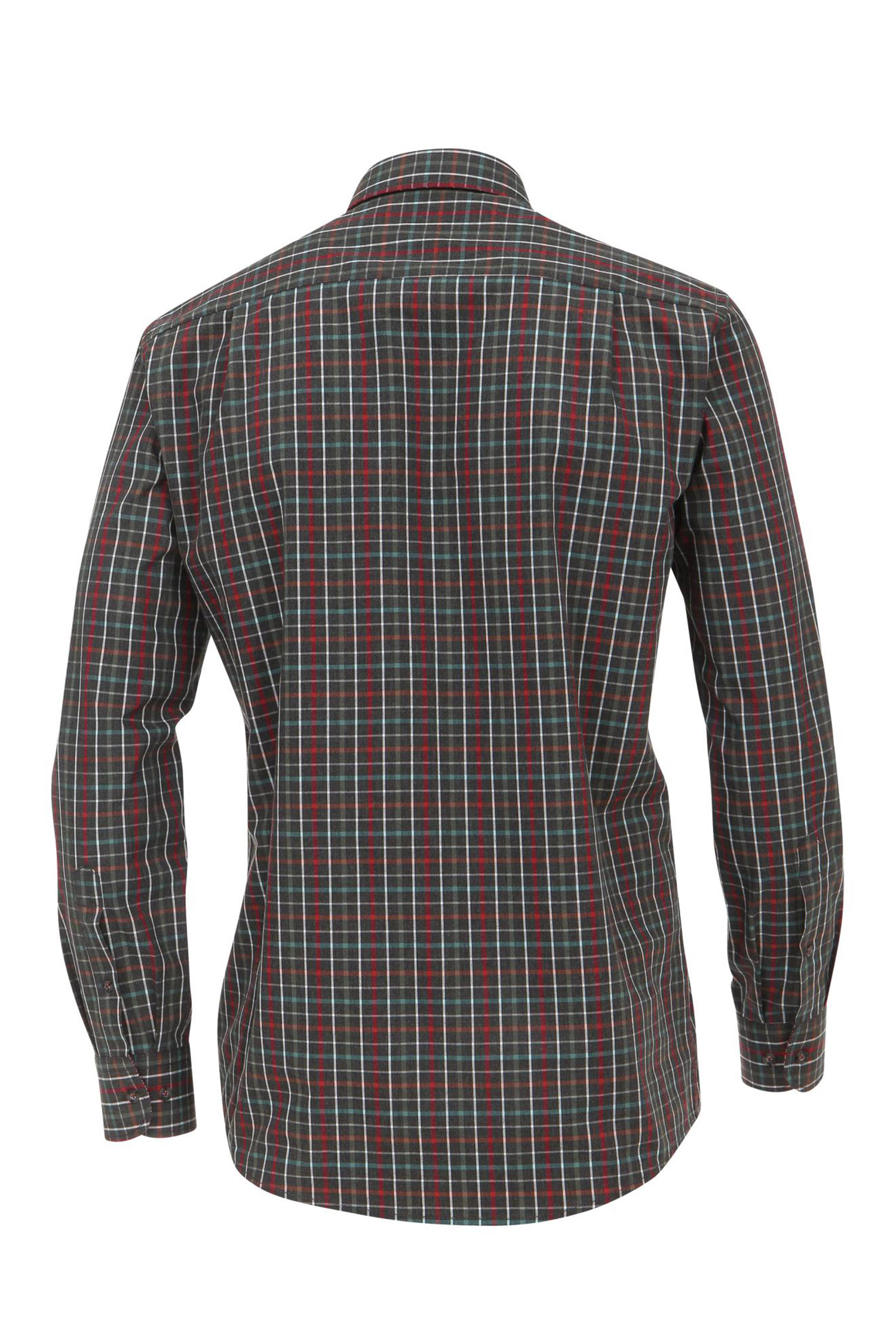Camisas, Sport Manga Larga, 108155, GRANATE | Zoom