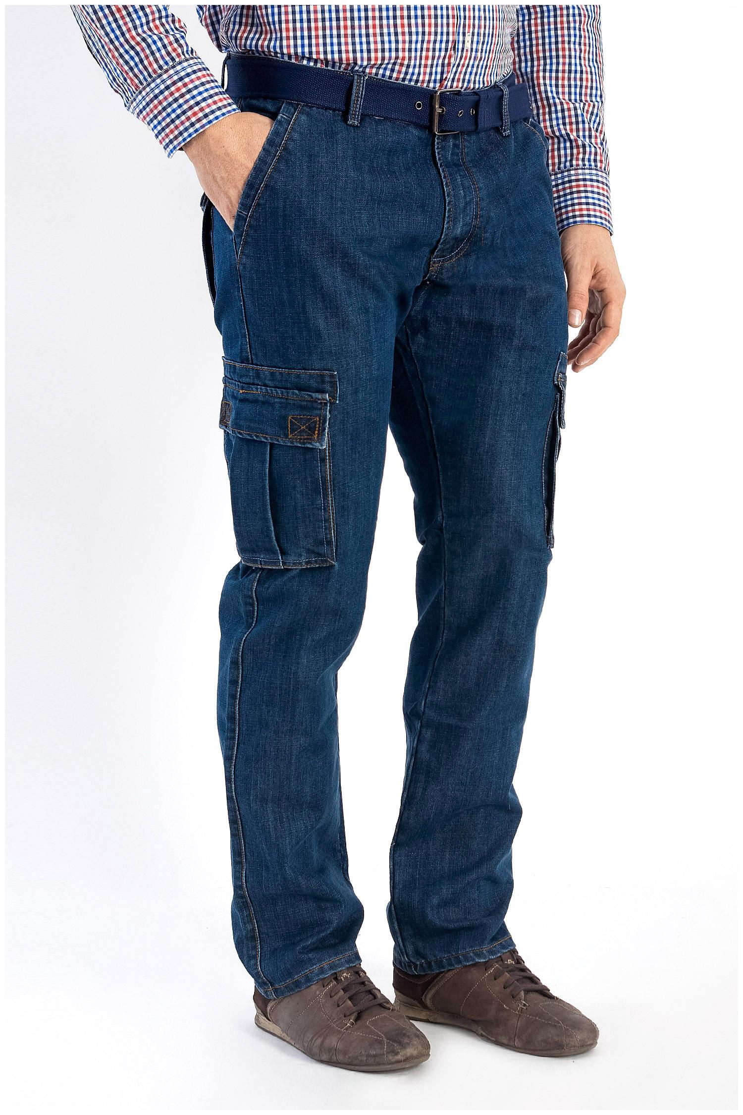 Pantalones, Vaqueros, 108171, INDIGO | Zoom