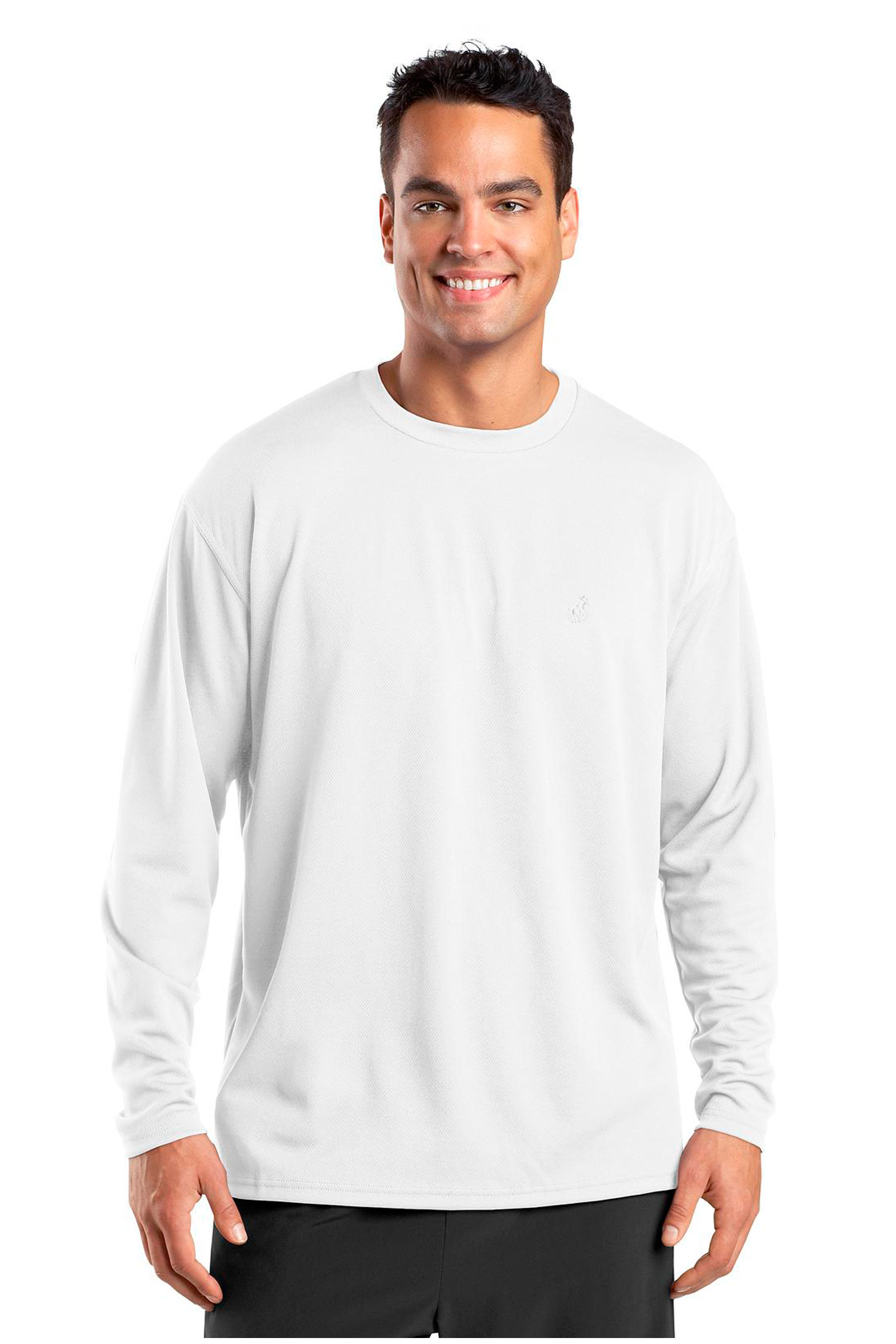 Sport, Camisetas M. Larga, 108188, BLANCO | Zoom