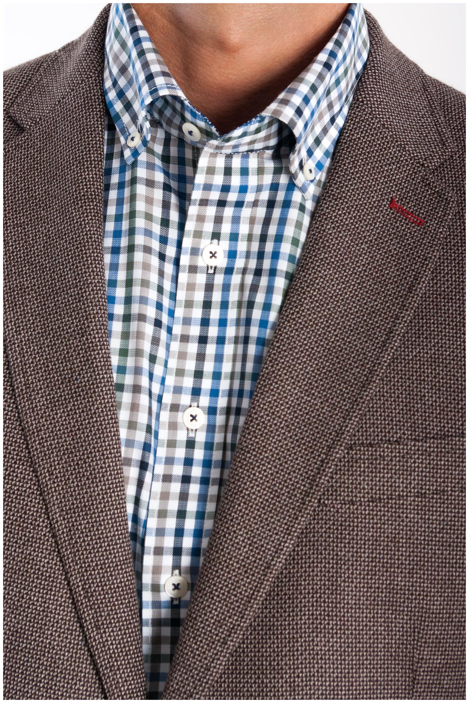 Sastrería, Americana Vestir, 108209, MARRON | Zoom