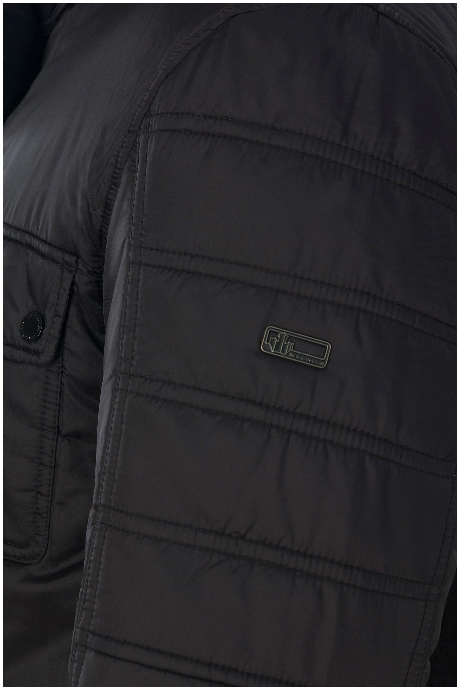 Abrigo, Chaquetones y Piel, 108263, NEGRO | Zoom