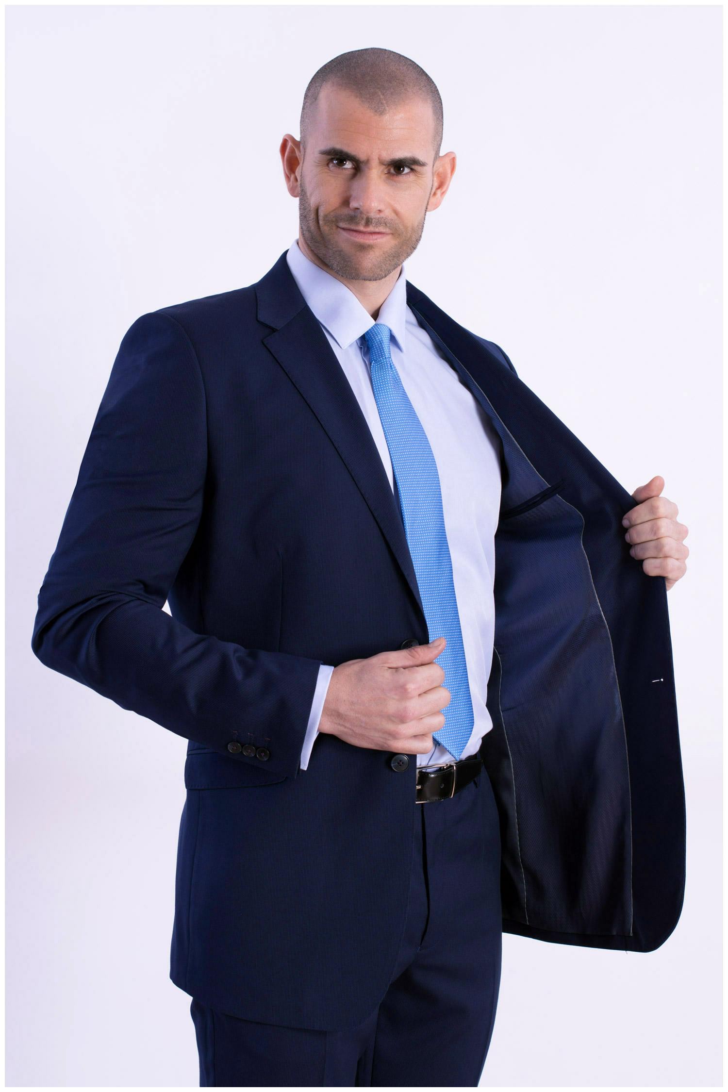 Sastrería, Trajes de Vestir, 108279, MARINO | Zoom