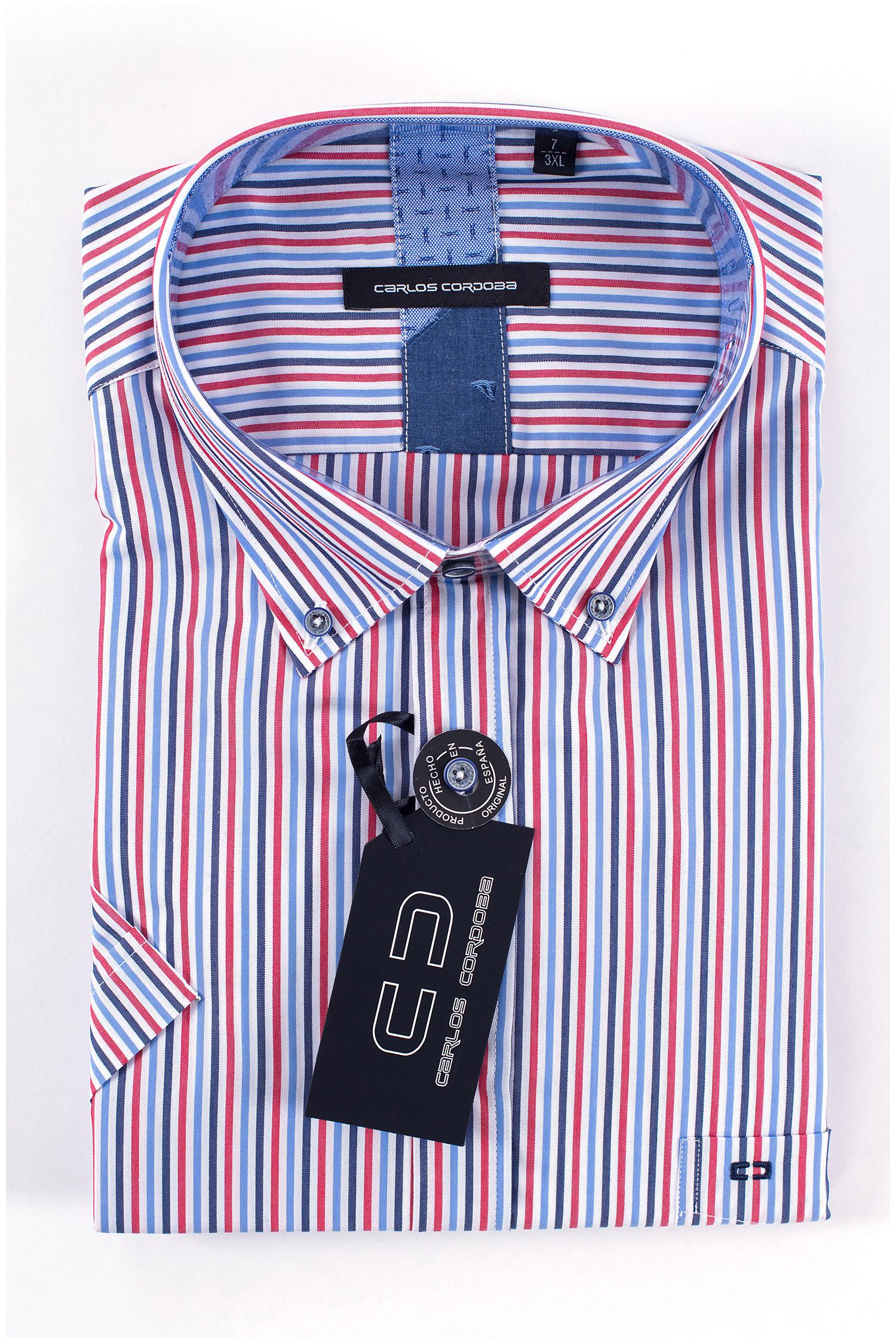 Camisas, Sport Manga Corta, 108355, MARINO | Zoom