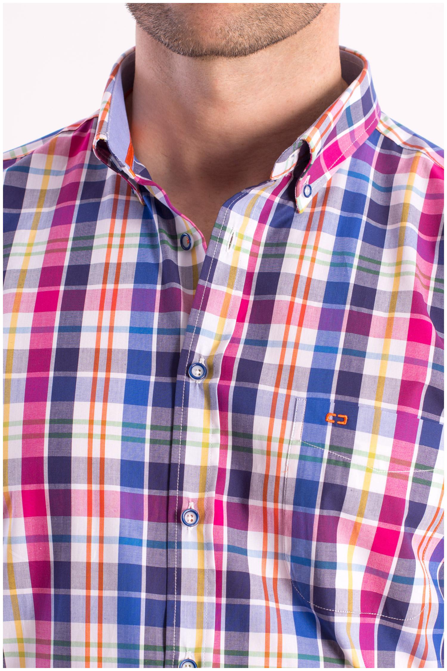 Camisas, Sport Manga Larga, 108356, FUCSIA | Zoom