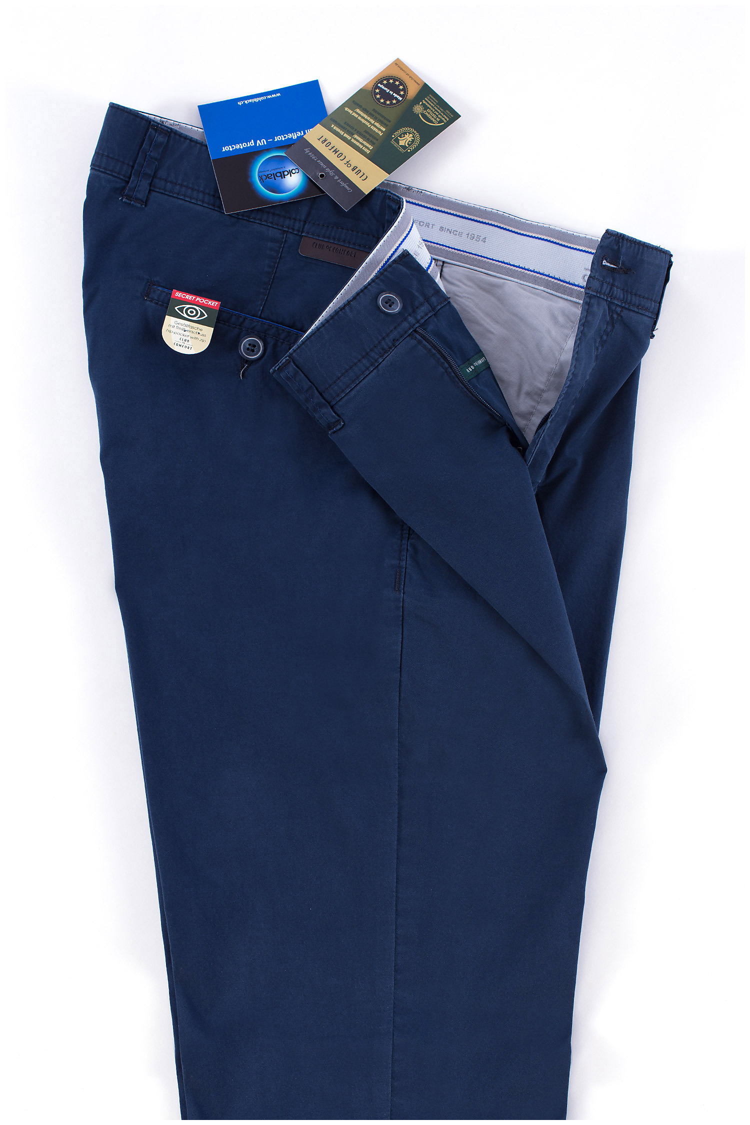 Pantalones, Sport, 108358, MARINO | Zoom