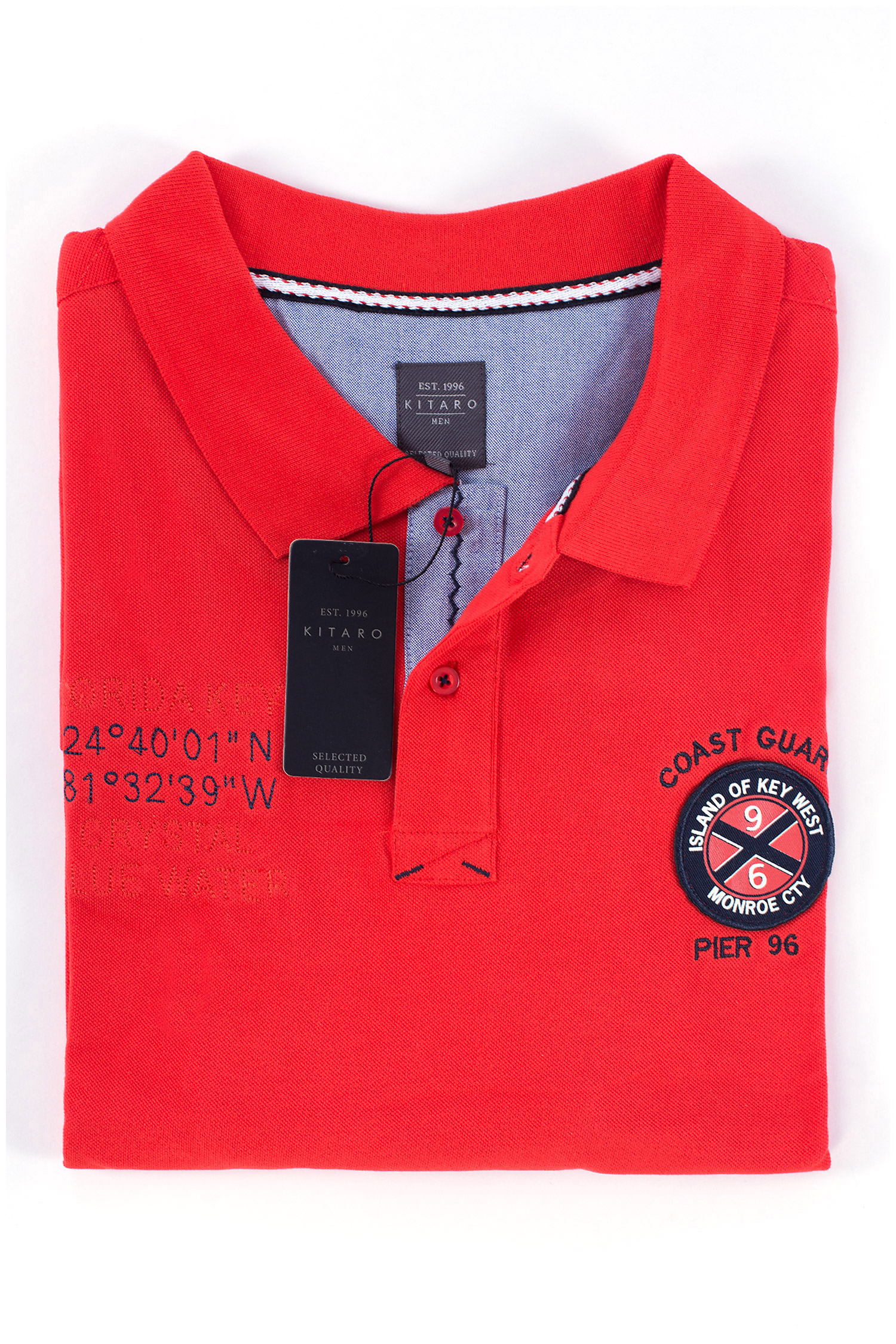 Sport, Polos M. Corta, 108359, CORAL | Zoom