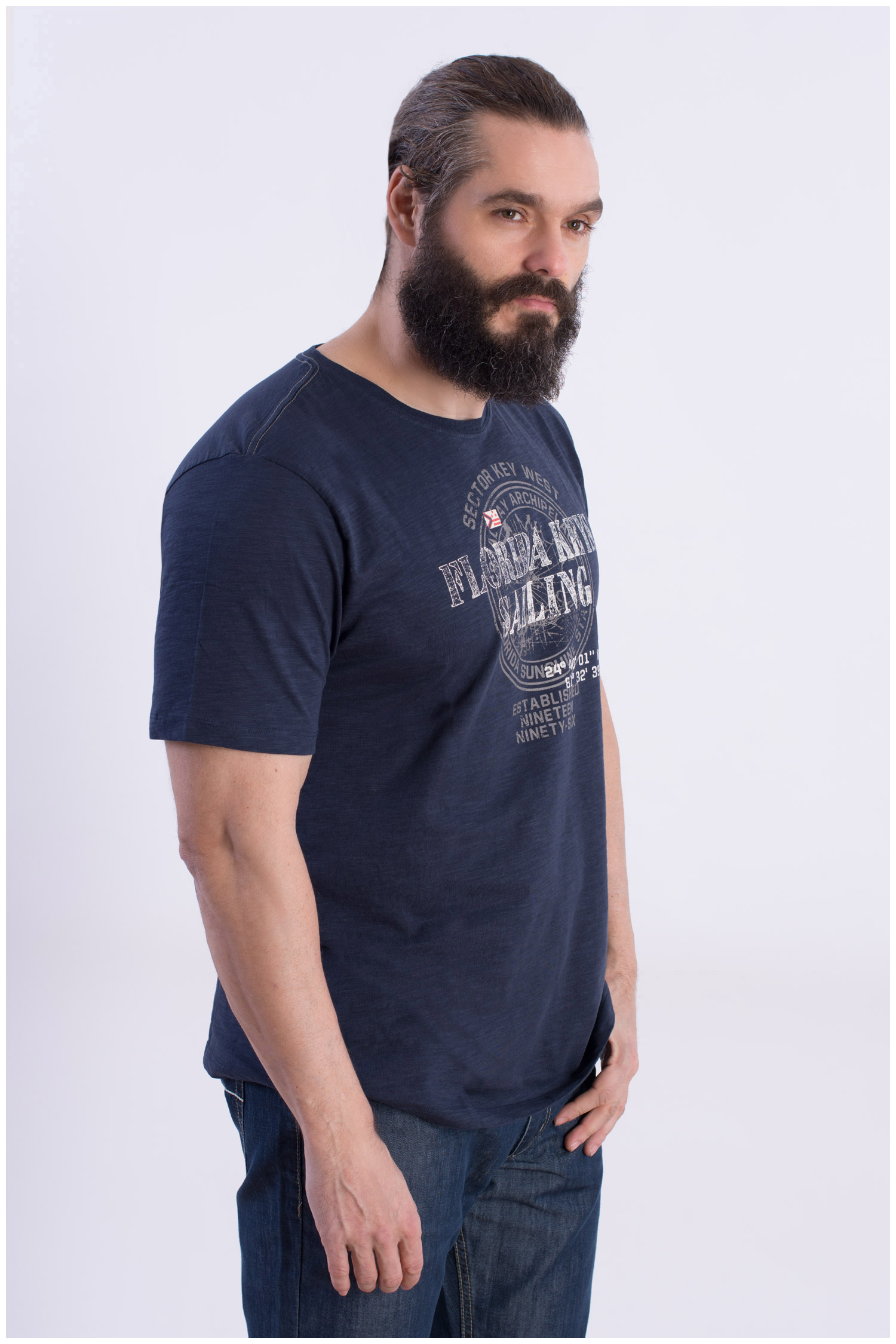 Sport, Camisetas M. Corta, 108362, MARINO | Zoom