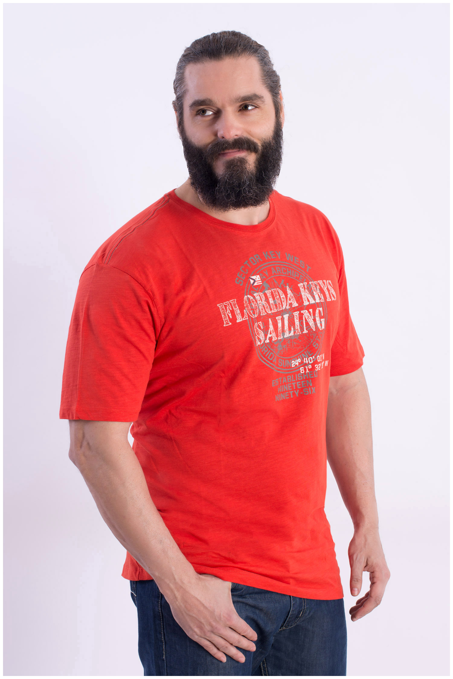 Sport, Camisetas M. Corta, 108362, CORAL | Zoom