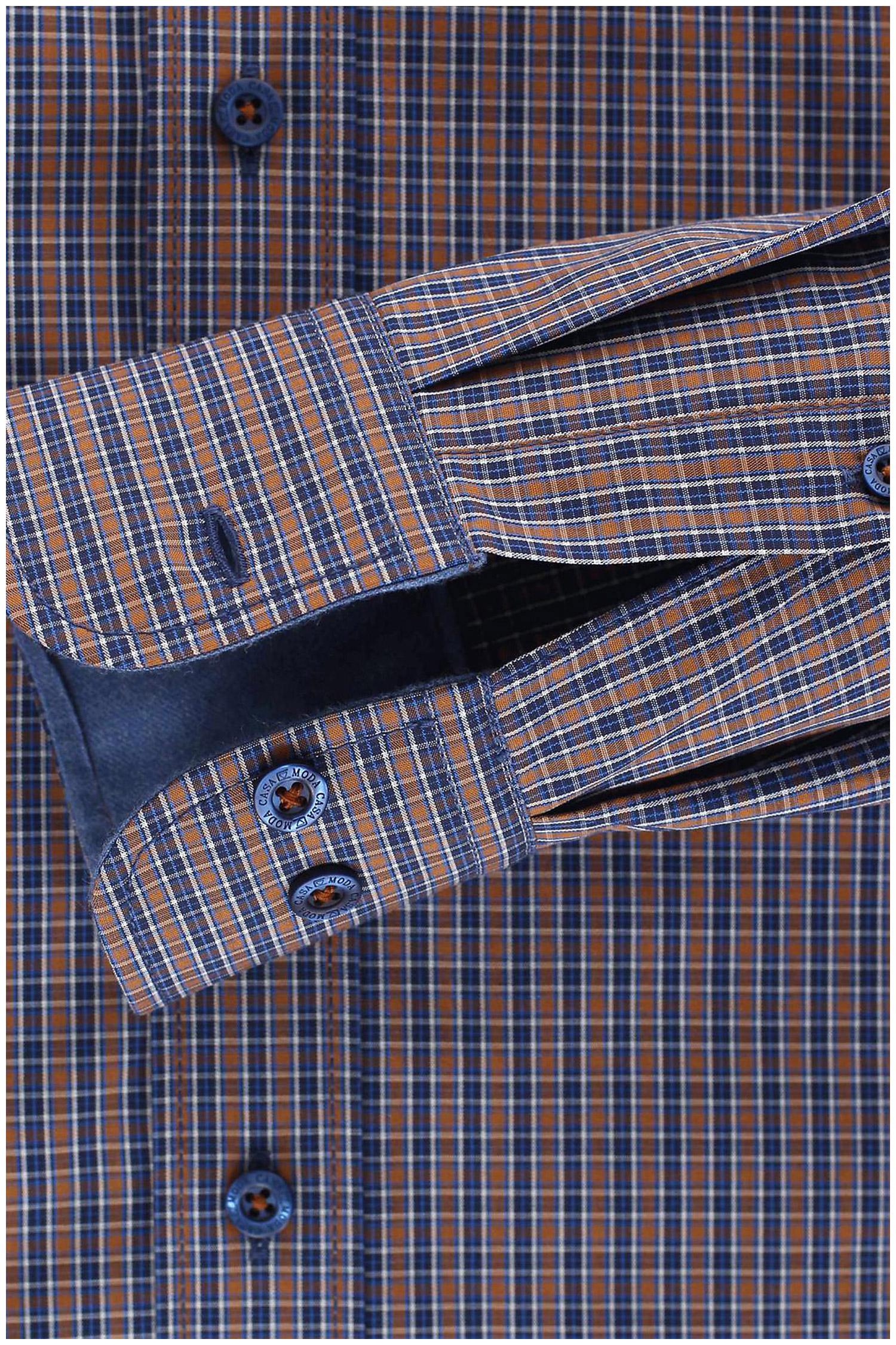 Camisas, Sport Manga Larga, 108368, MARINO | Zoom
