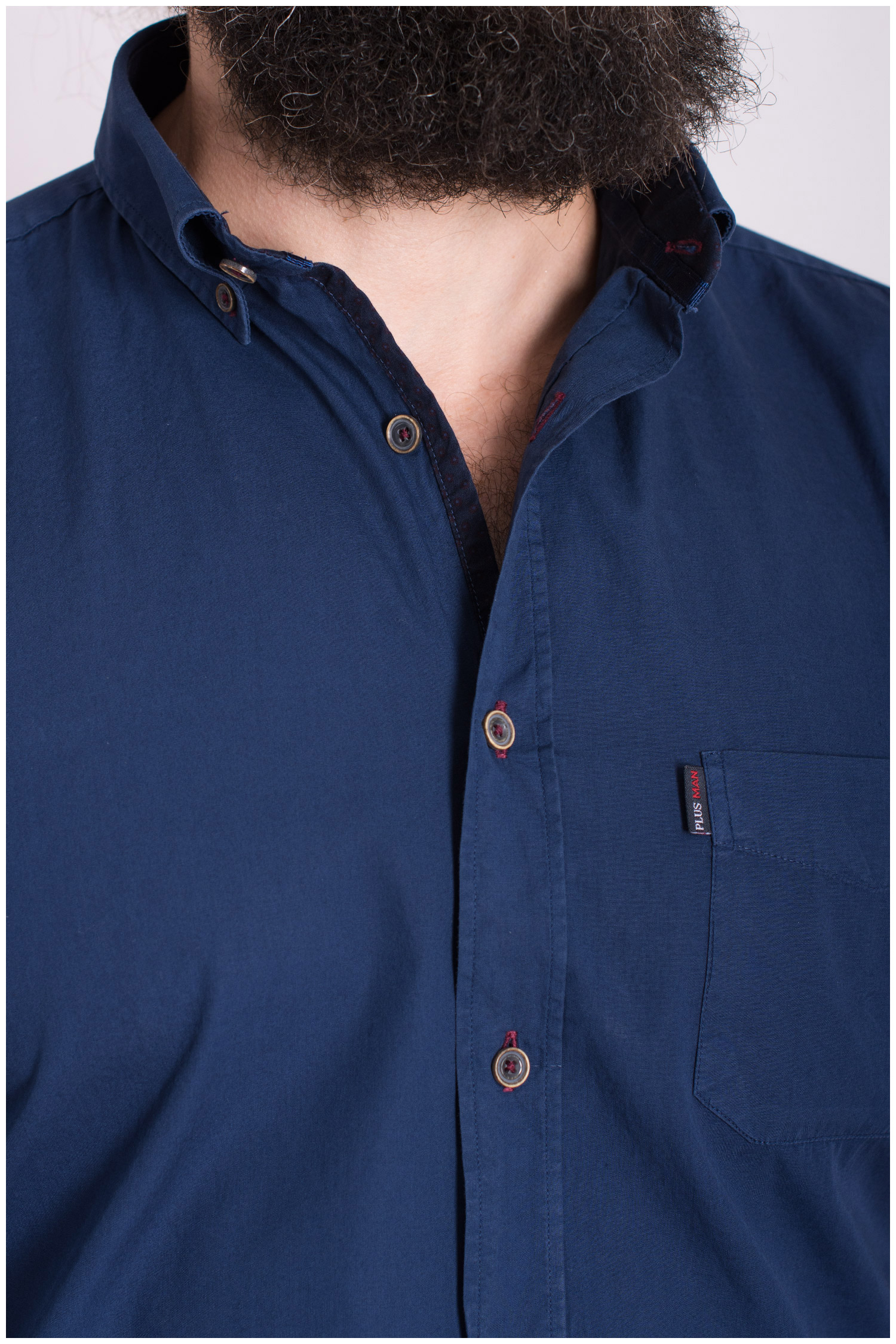 Camisas, Sport Manga Corta, 108426, MARINO | Zoom