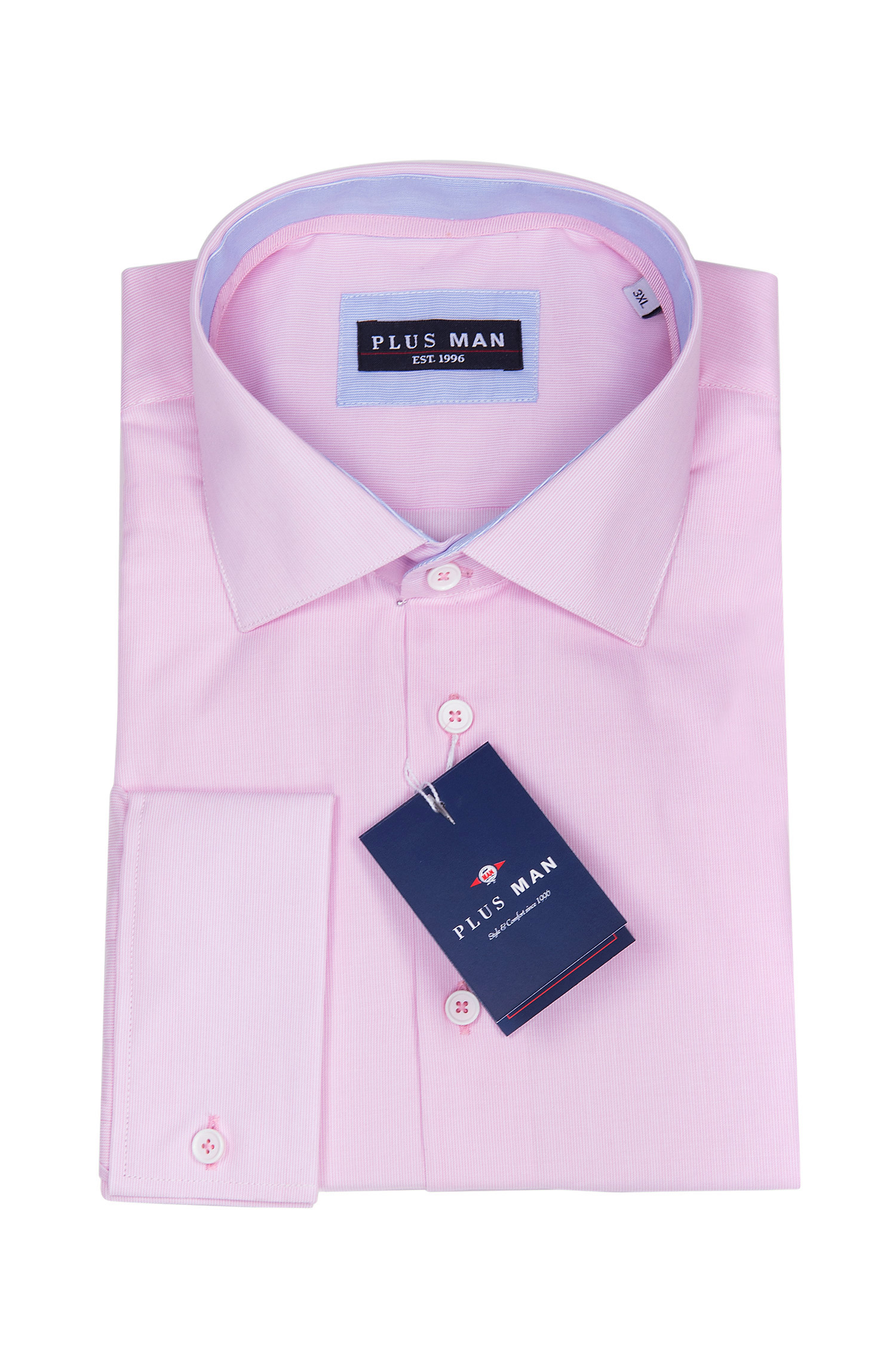 Camisas, Vestir Manga Larga, 108435, ROSA   Zoom