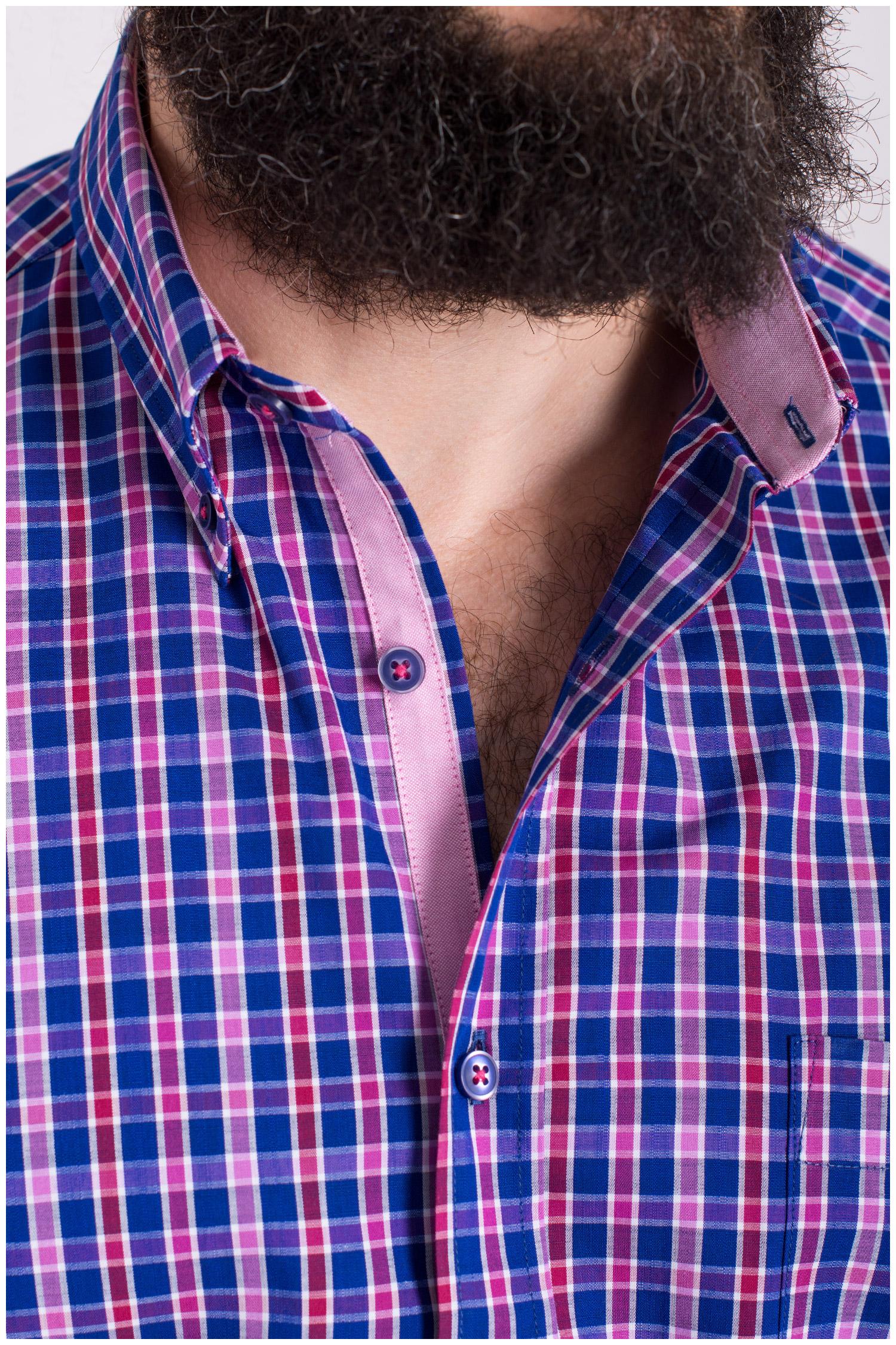 Camisas, Sport Manga Corta, 108443, FUCSIA | Zoom
