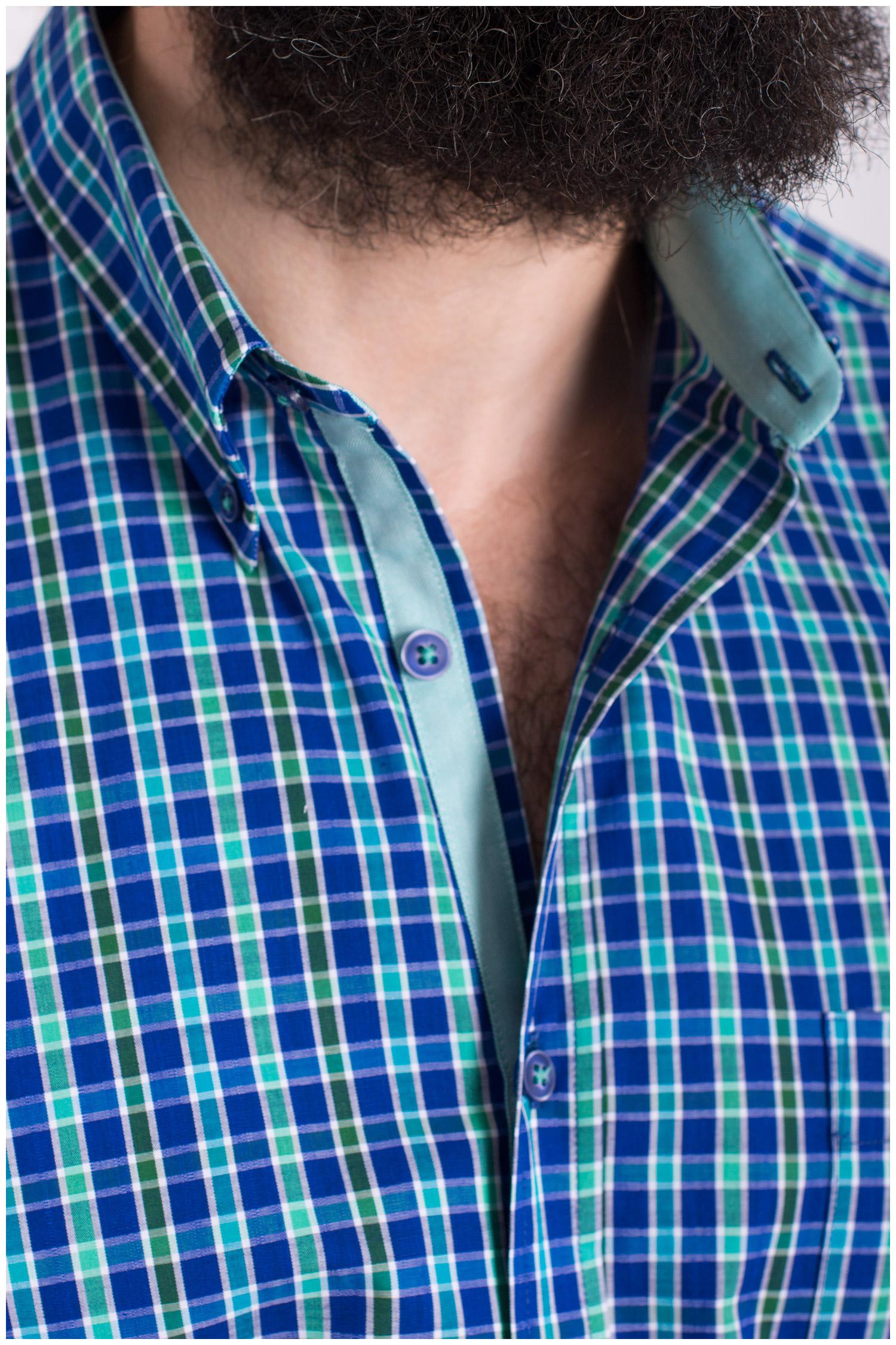 Camisas, Sport Manga Corta, 108443, VERDE | Zoom