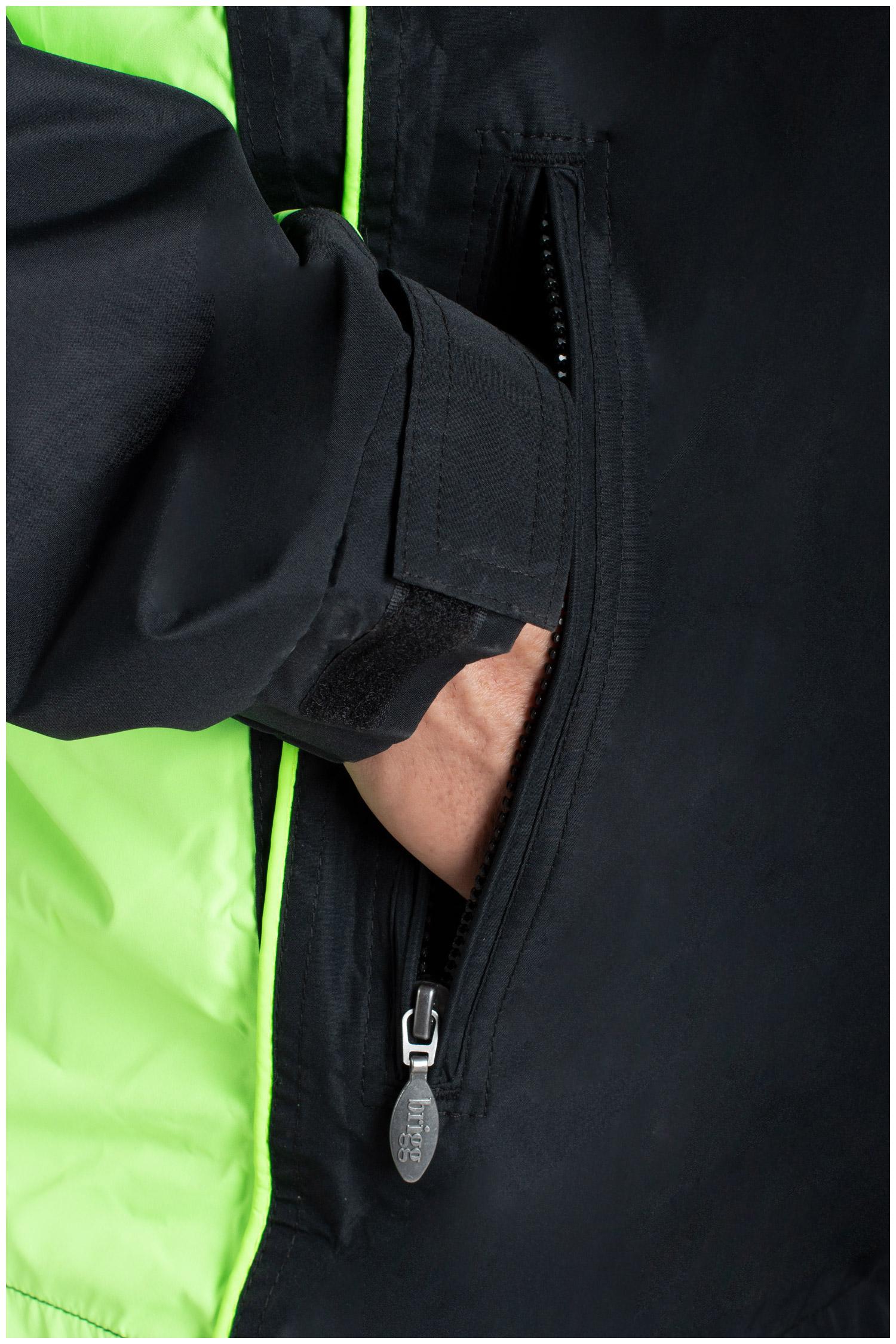 Abrigo, Impermeables, 108447, NEGRO | Zoom