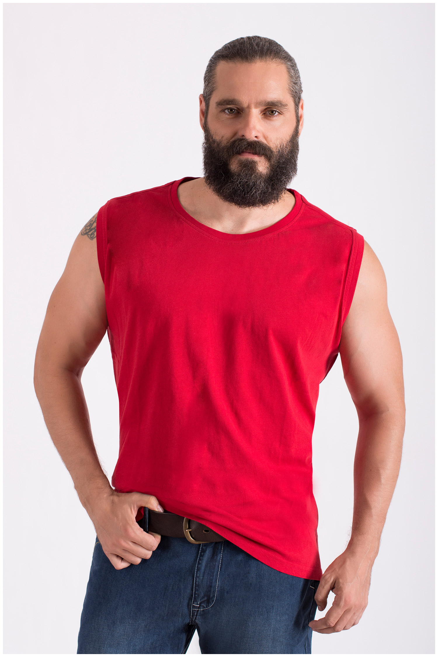 Sport, Camisetas M. Corta, 108467, ROJO | Zoom