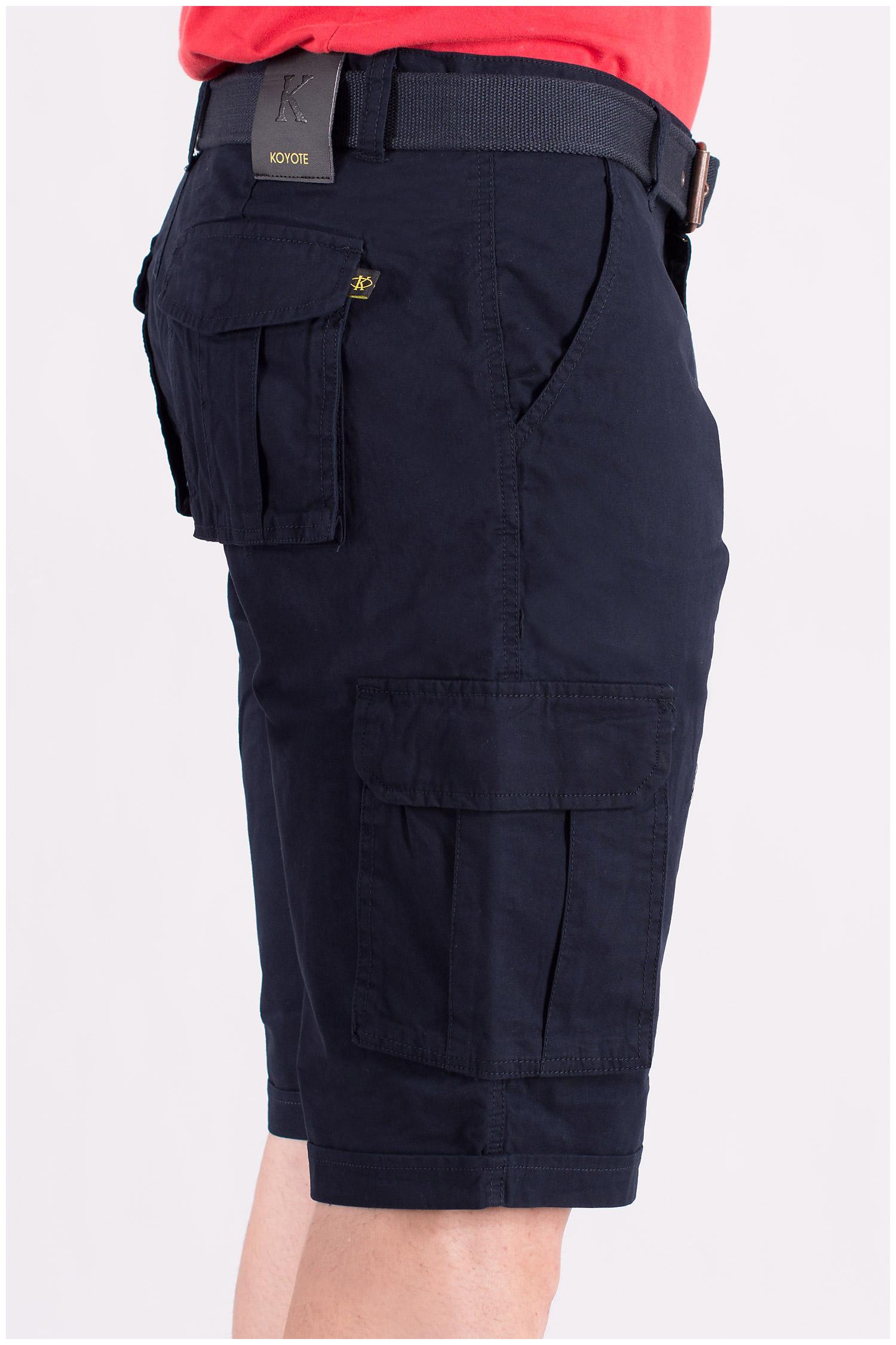 Pantalones, Bermudas, 108472, MARINO | Zoom