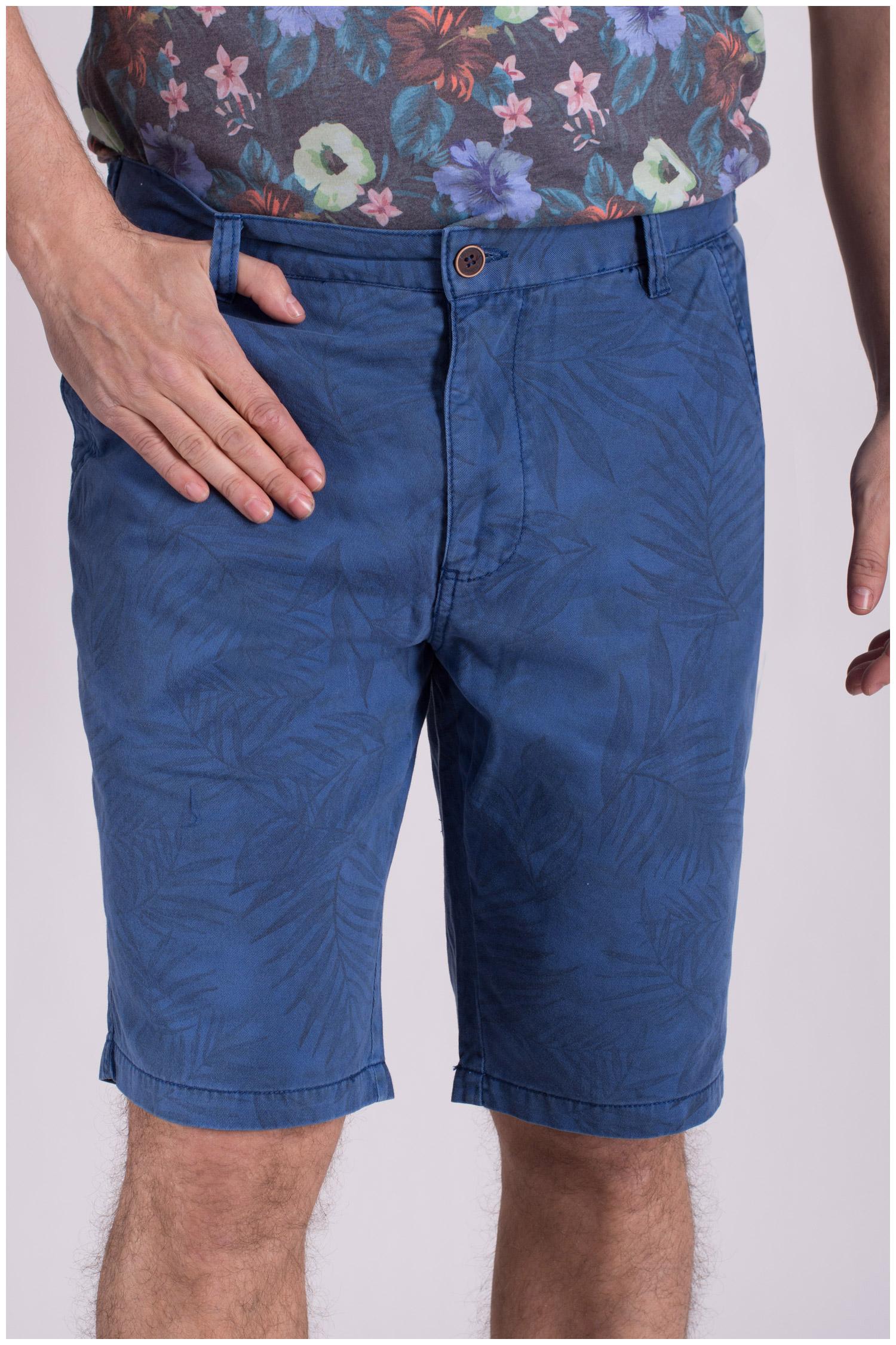 Pantalones, Bermudas, 108474, INDIGO | Zoom