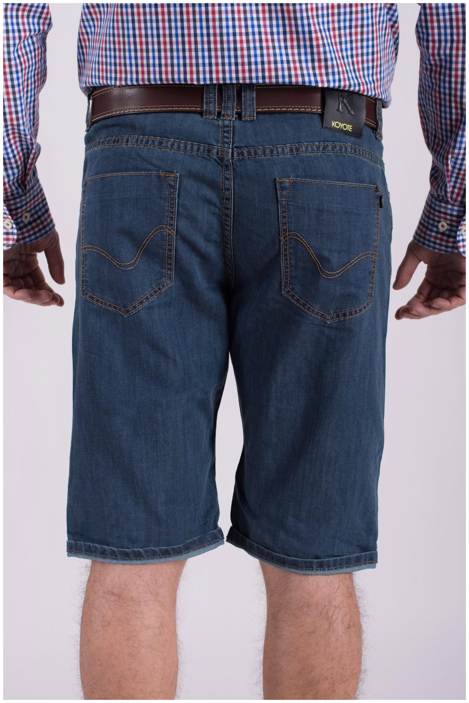 Pantalones, Bermudas, 108475, INDIGO | Zoom